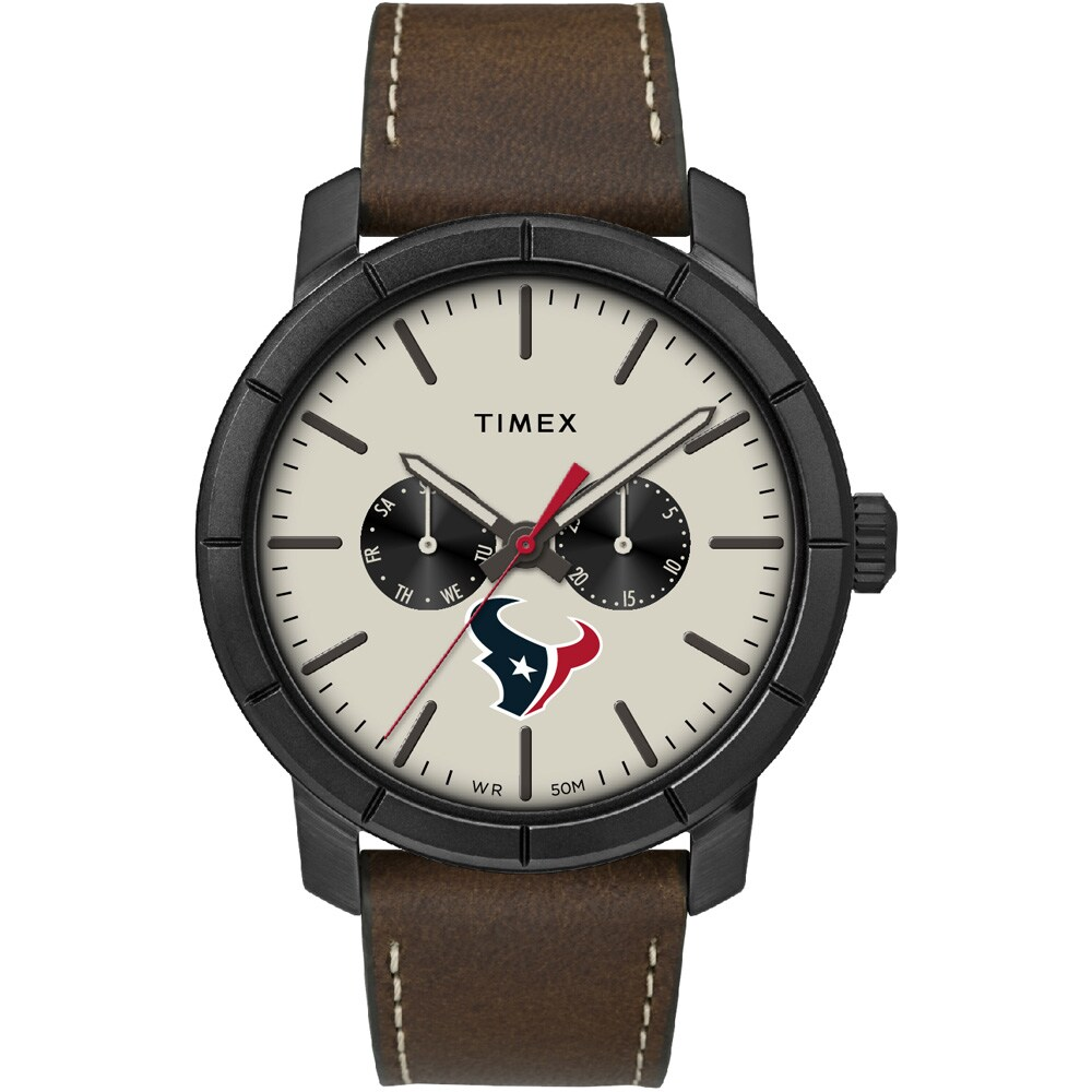 Houston Texans Timex Home Team Watch