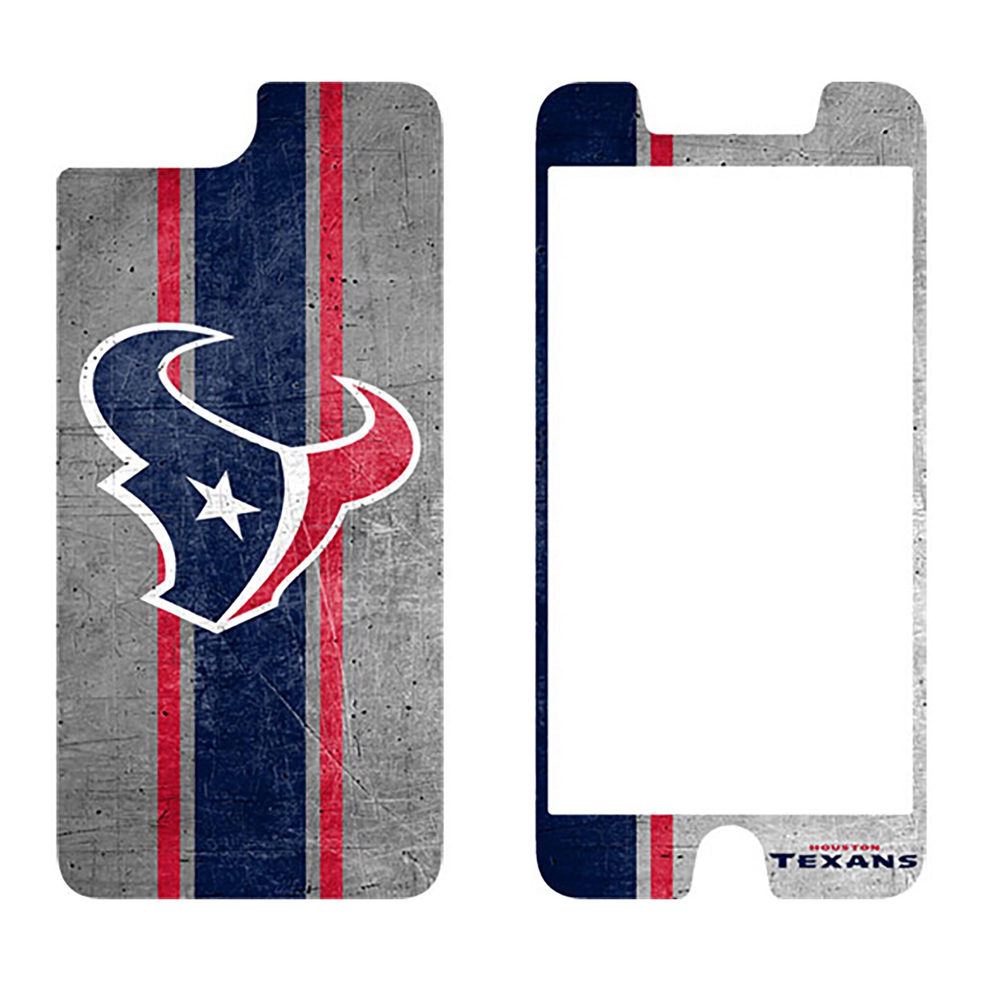 Houston Texans OtterBox iPhone 8 Plus/7 Plus/6 Plus/6s Plus Alpha Glass Screen Protector