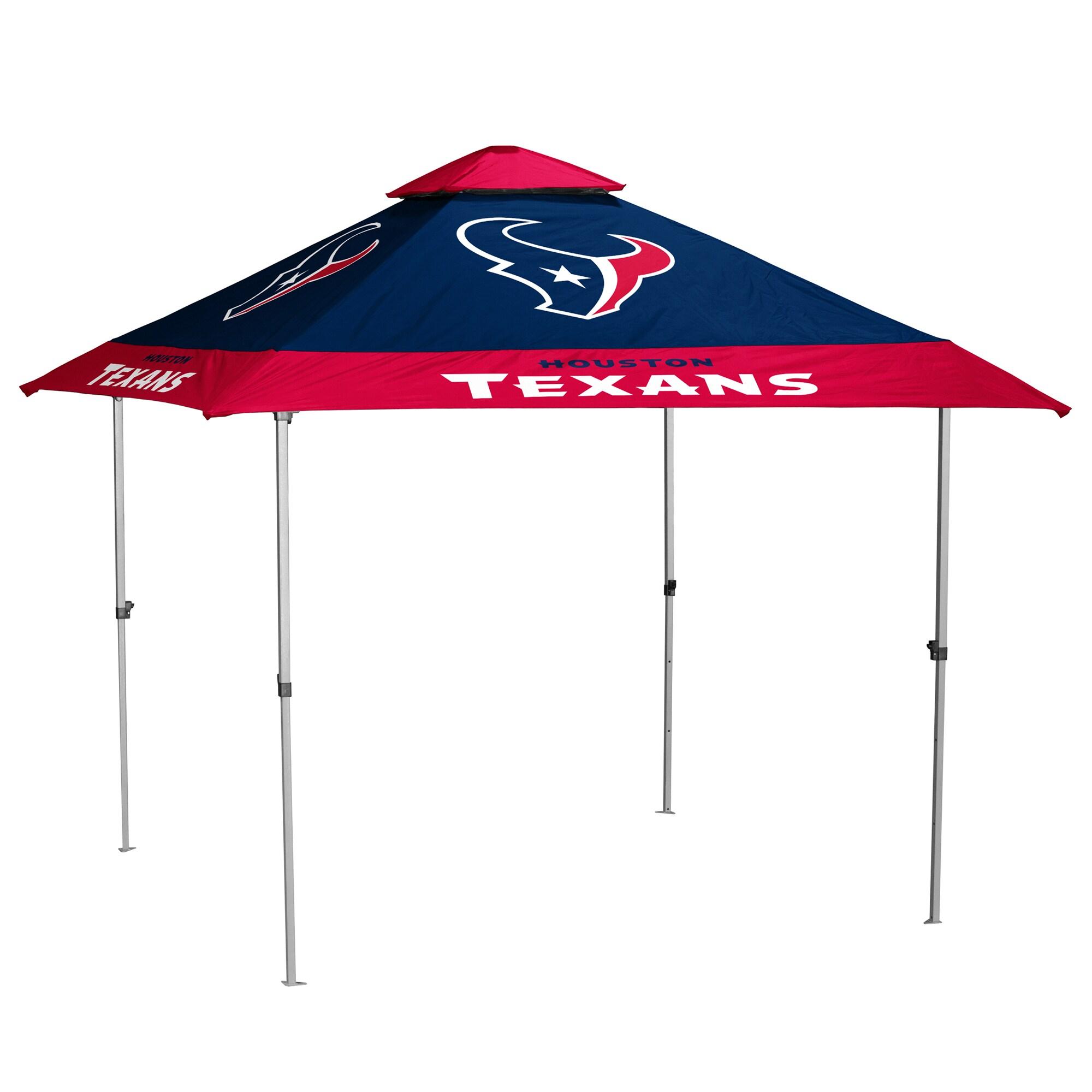 Houston Texans 9' x 9' Pagoda Tailgate Canopy Tent