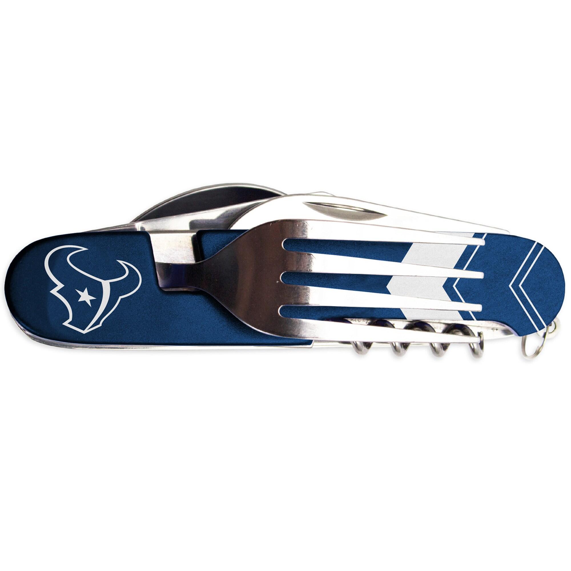 Houston Texans Utensil Multi-Tool - Blue