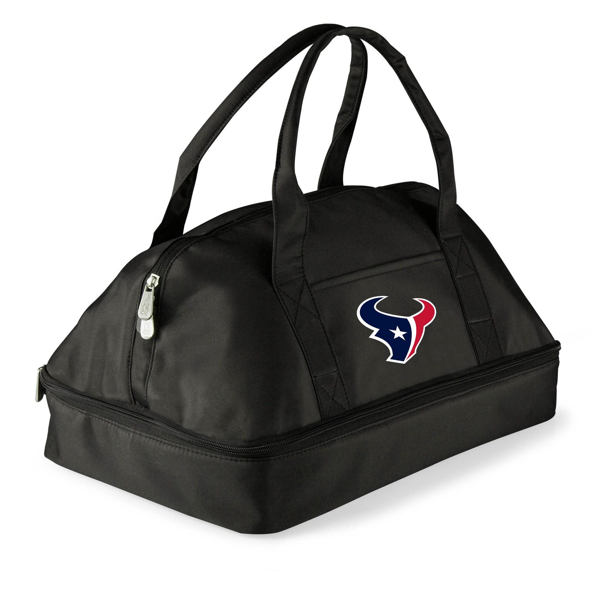 Houston Texans Potluck Casserole Tote - Black