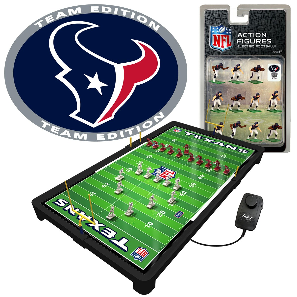 Houston Texans Electric Football Game
