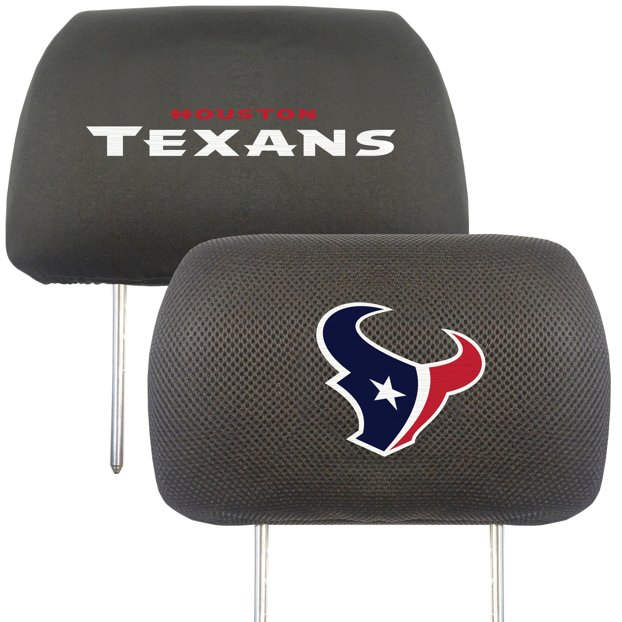 Houston Texans Head Rest Cover