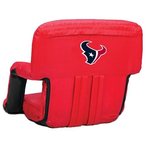 Houston Texans Ventura Portable Seat - Red