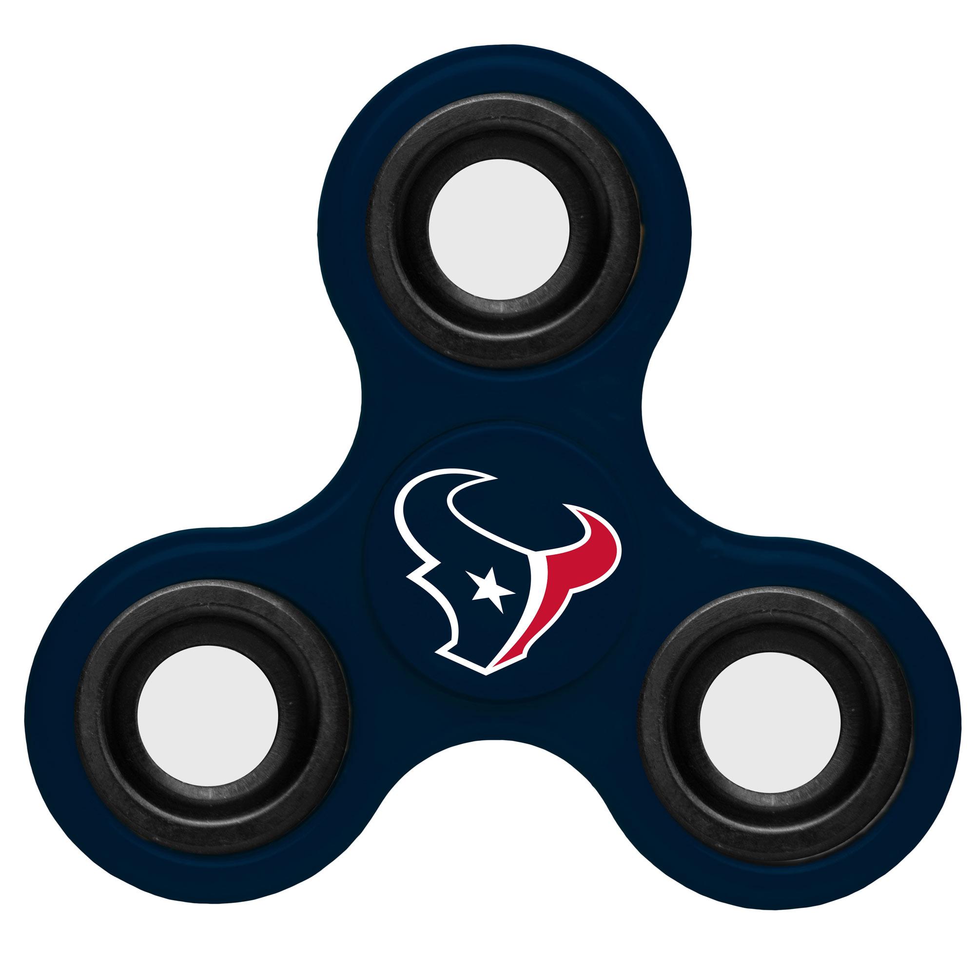Houston Texans 3-Way Fidget Spinner