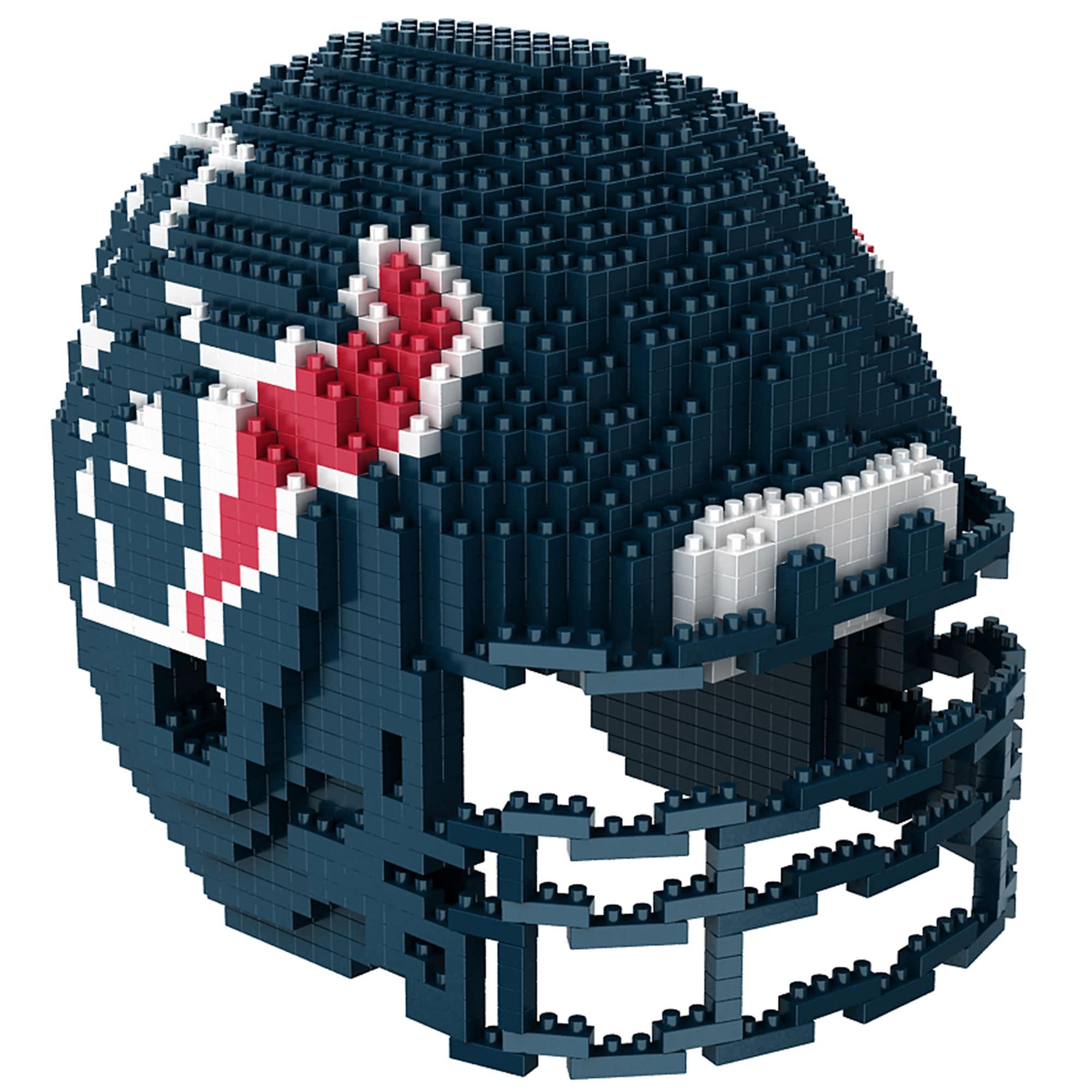 Houston Texans 3D Helmet BRXLZ Puzzle