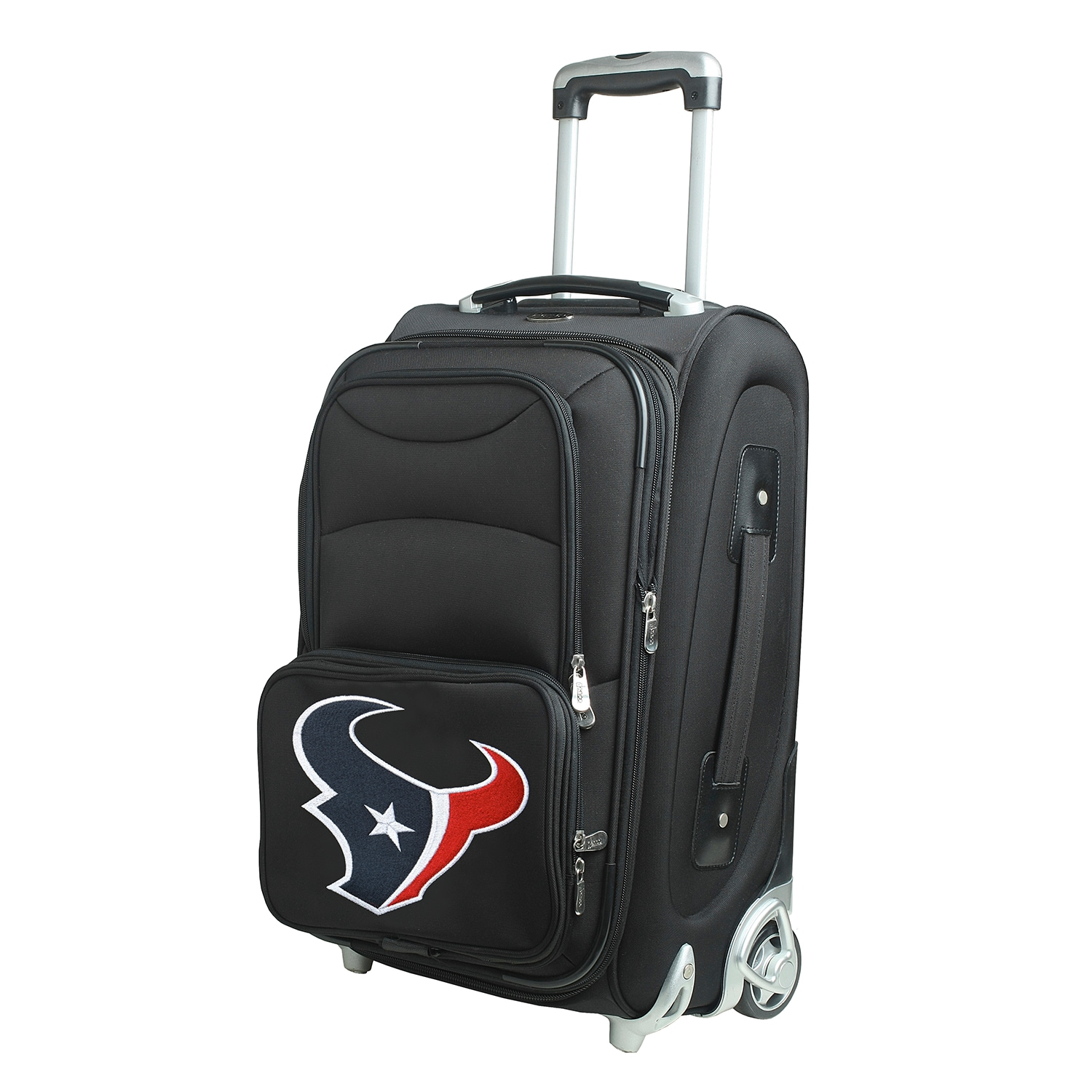 "Houston Texans 21"" Rolling Carry-On Suitcase"