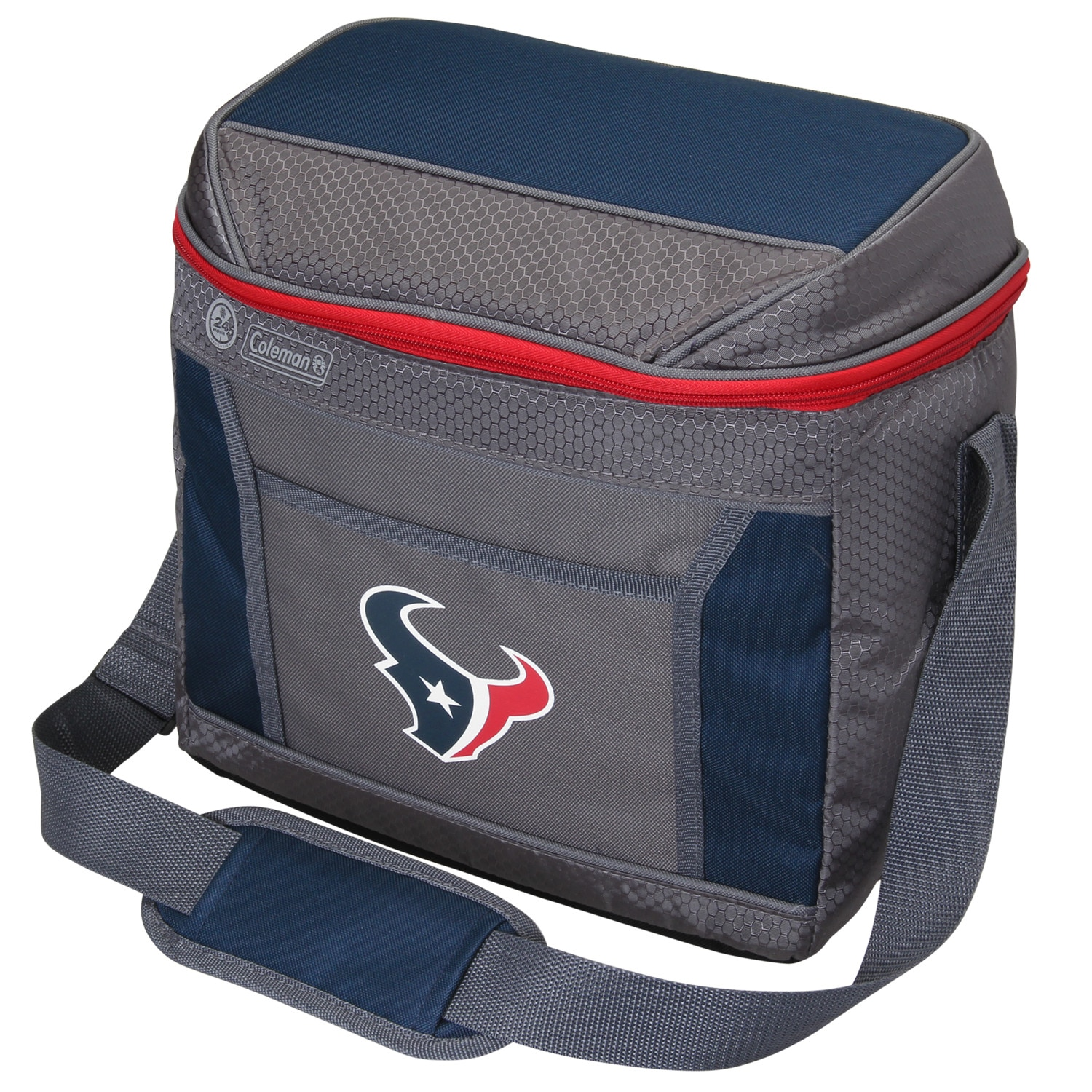 Houston Texans Coleman 16-Can 24-Hour Soft-Sided Cooler