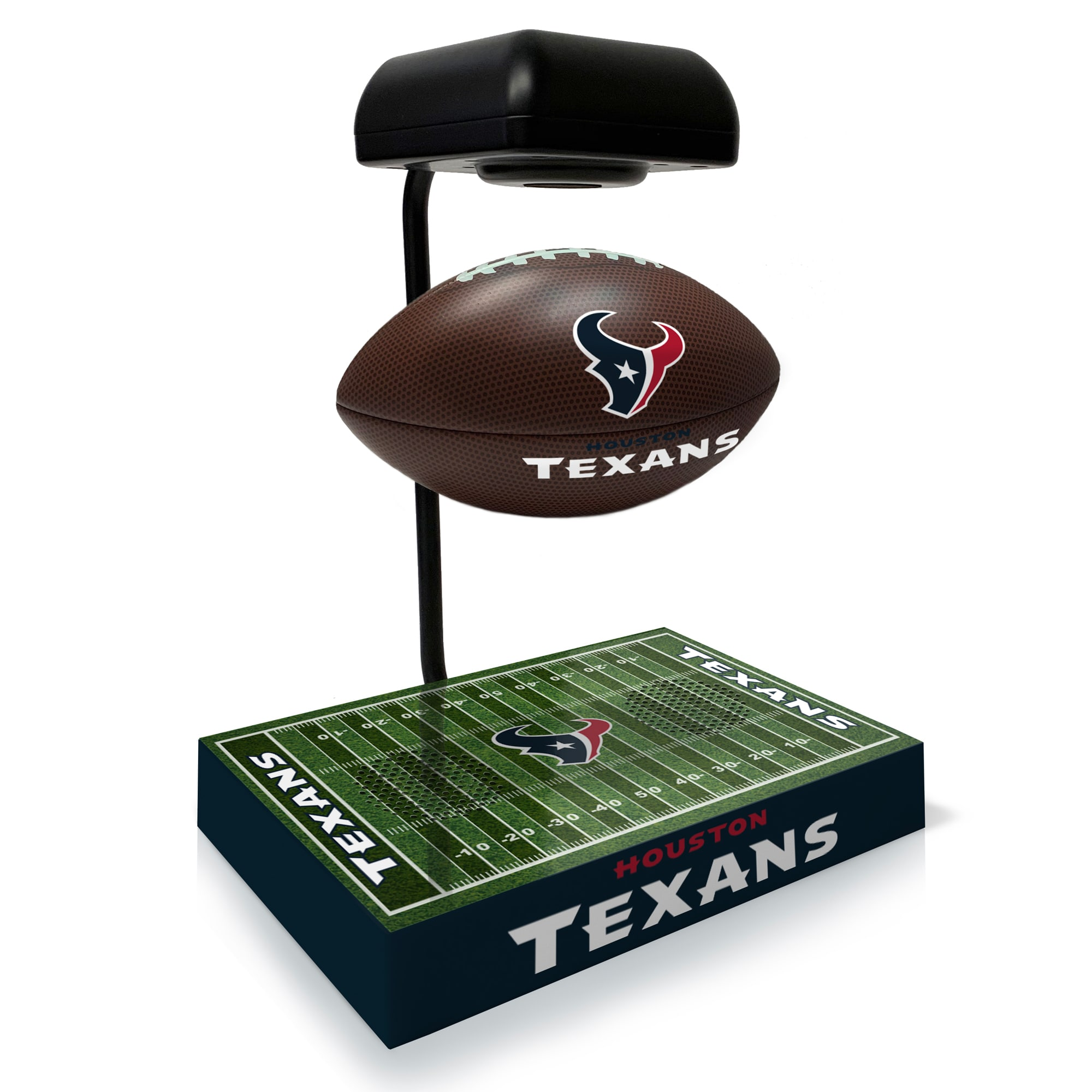 Houston Texans Hover Football With Bluetooth Speaker