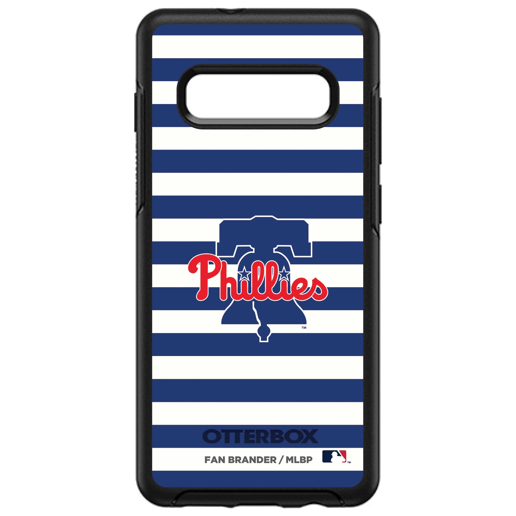 Philadelphia Phillies OtterBox Galaxy Symmetry Series Stripes Case