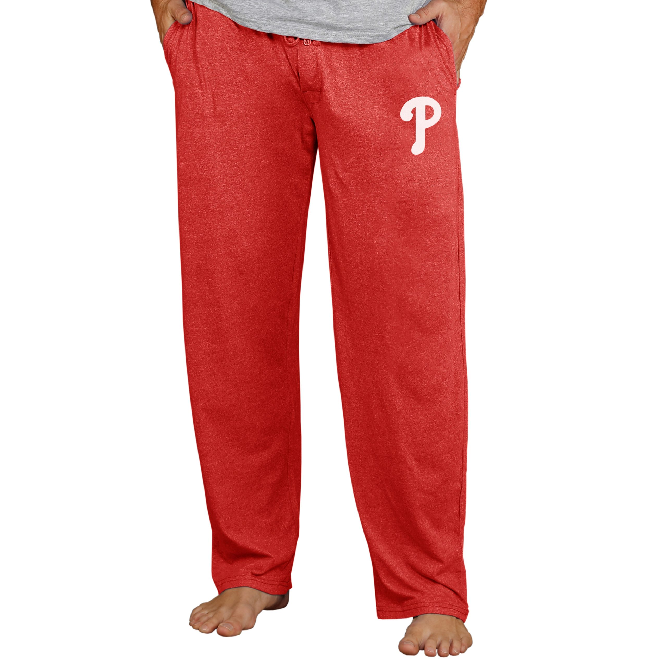Philadelphia Phillies Concepts Sport Quest Lounge Pants - Red