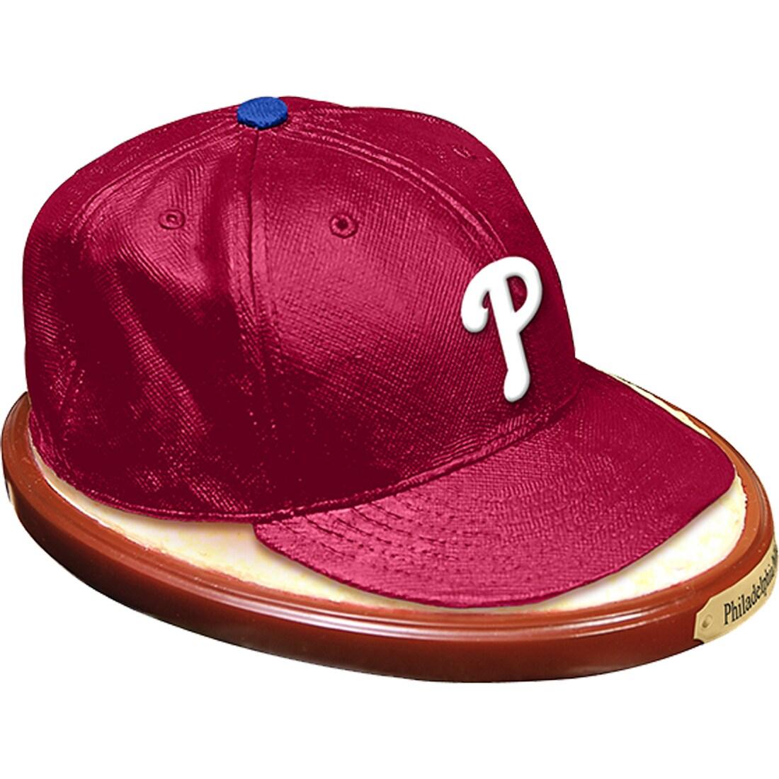 Philadelphia Phillies Desk Replica MLB Cap