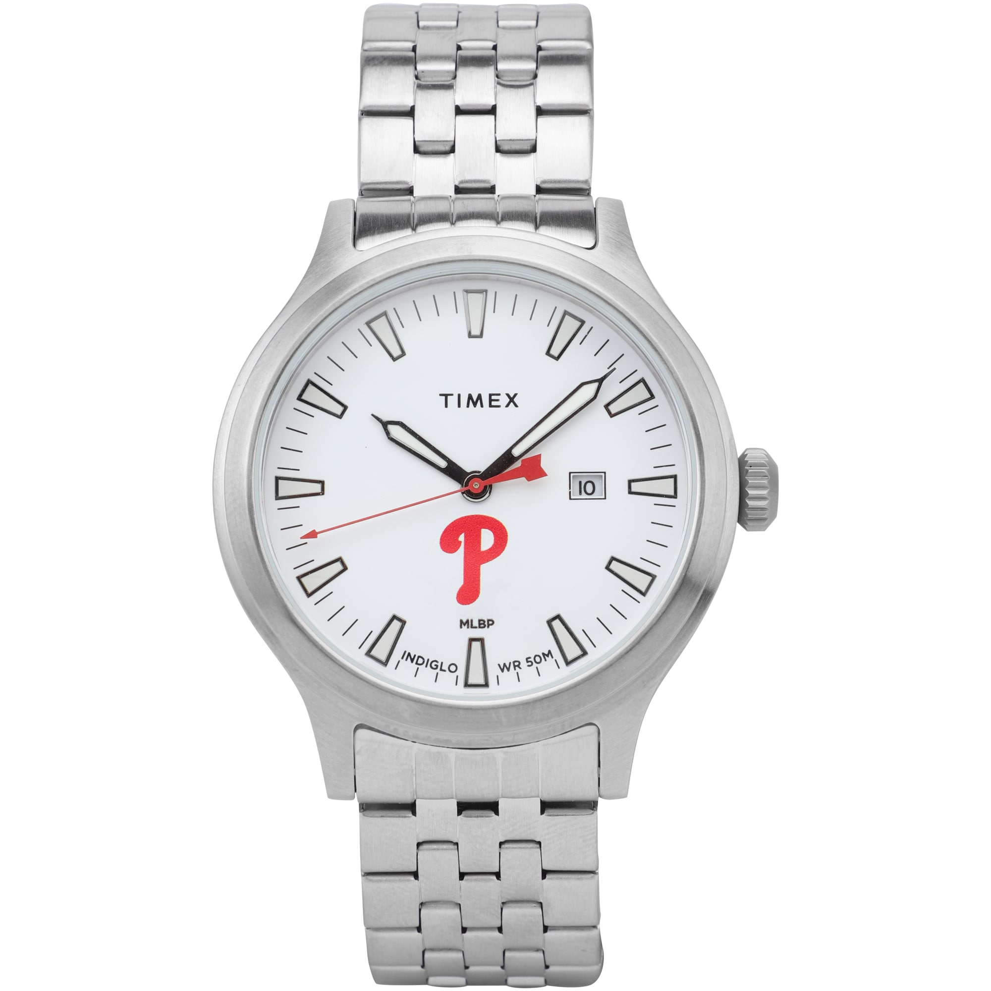 Philadelphia Phillies Timex Top Brass Watch