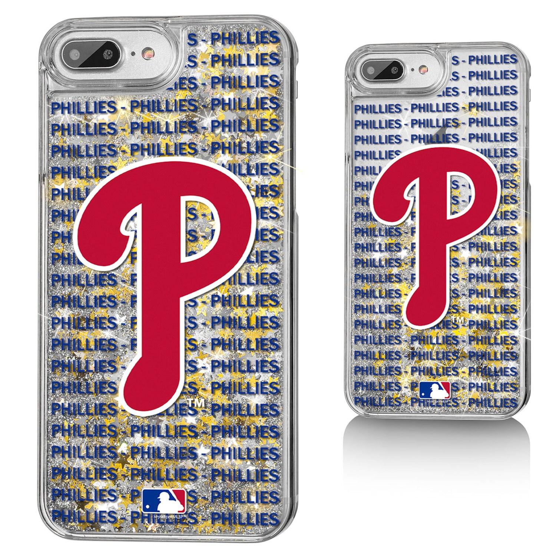 Philadelphia Phillies iPhone Text Backdrop Design Case