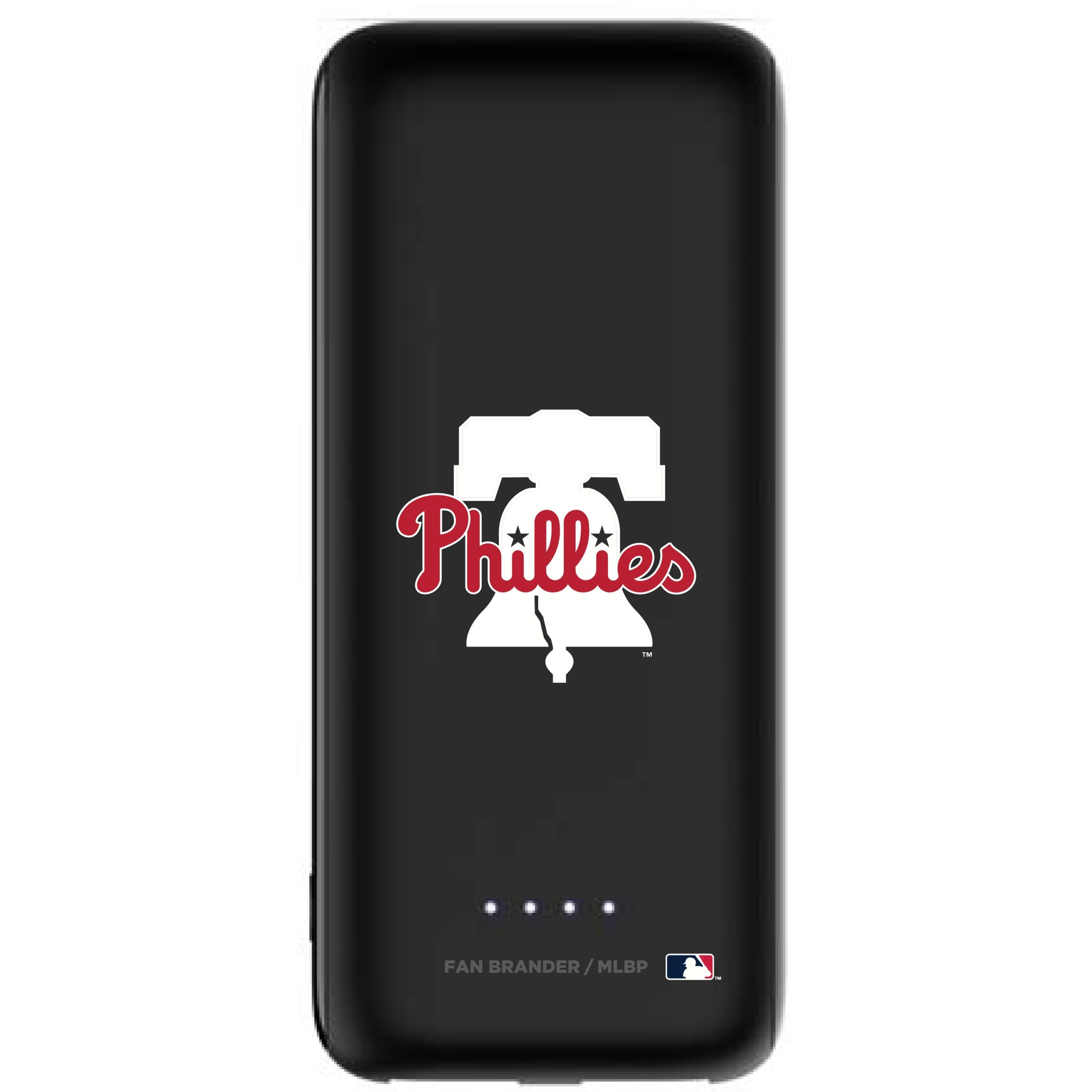 Philadelphia Phillies mophie 5200 mAh Universal Battery Power Boost