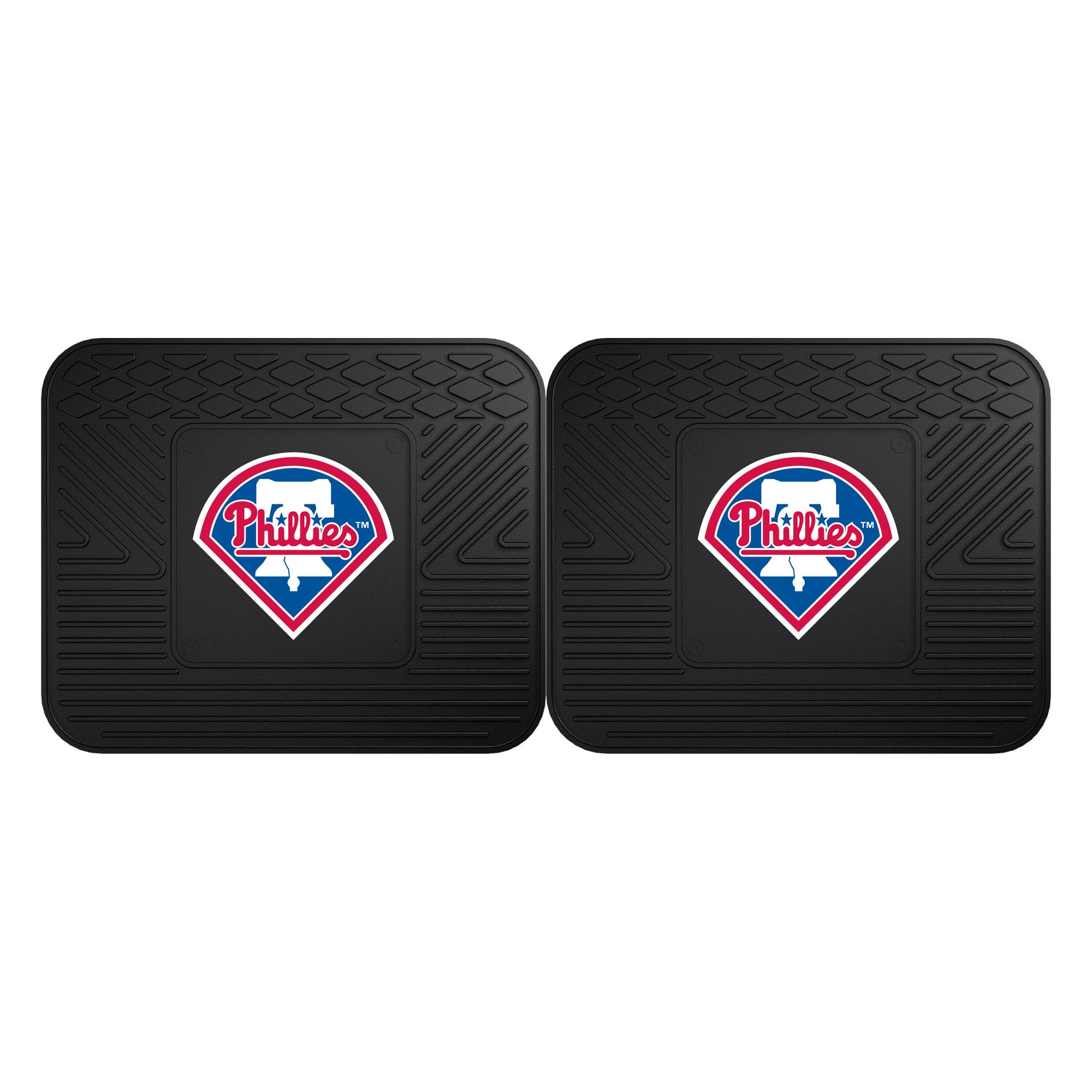 Philadelphia Phillies 2-Pack Utility Mat Set
