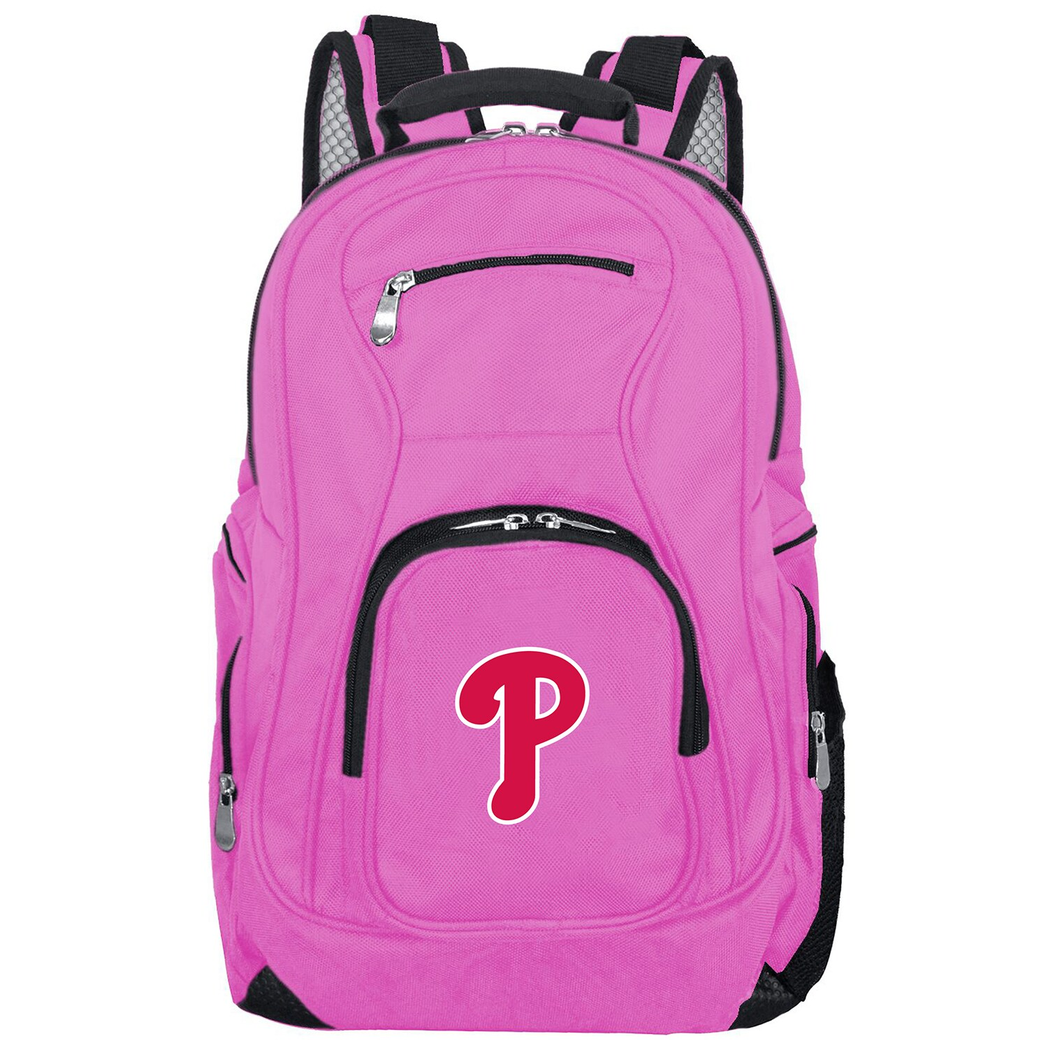 Philadelphia Phillies Backpack Laptop - Pink
