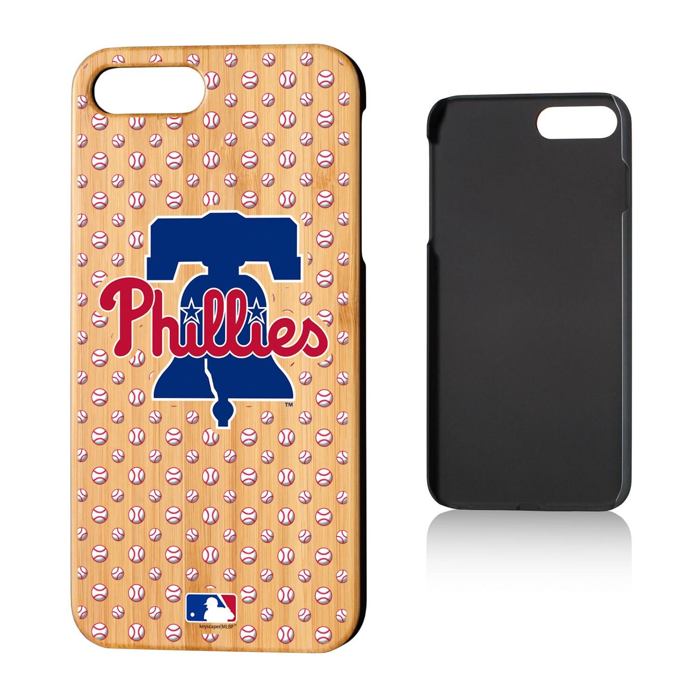Philadelphia Phillies iPhone 7 Plus/8 Plus Bamboo Case