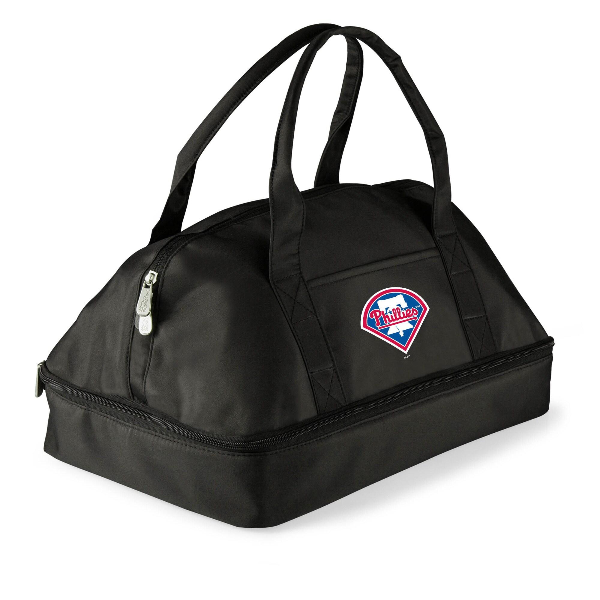 Philadelphia Phillies Potluck Casserole Tote - Black