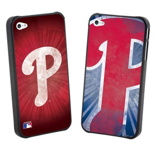 Philadelphia Phillies Large Logo Lenticular iPhone 5 Case