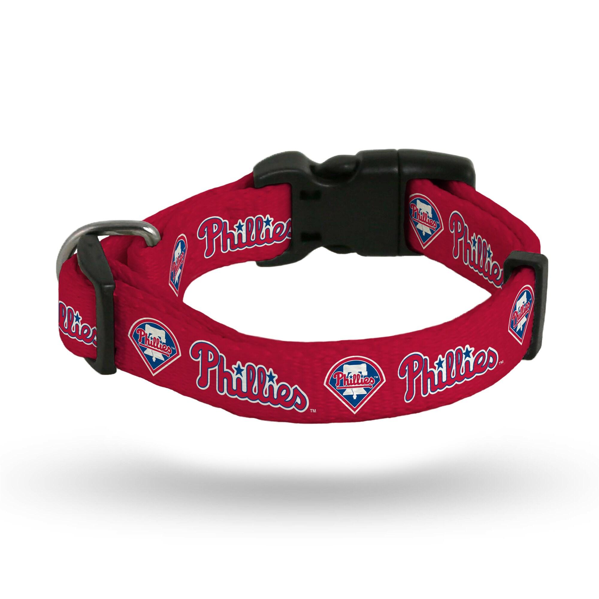 Philadelphia Phillies Sparo Rugged Pet Collar