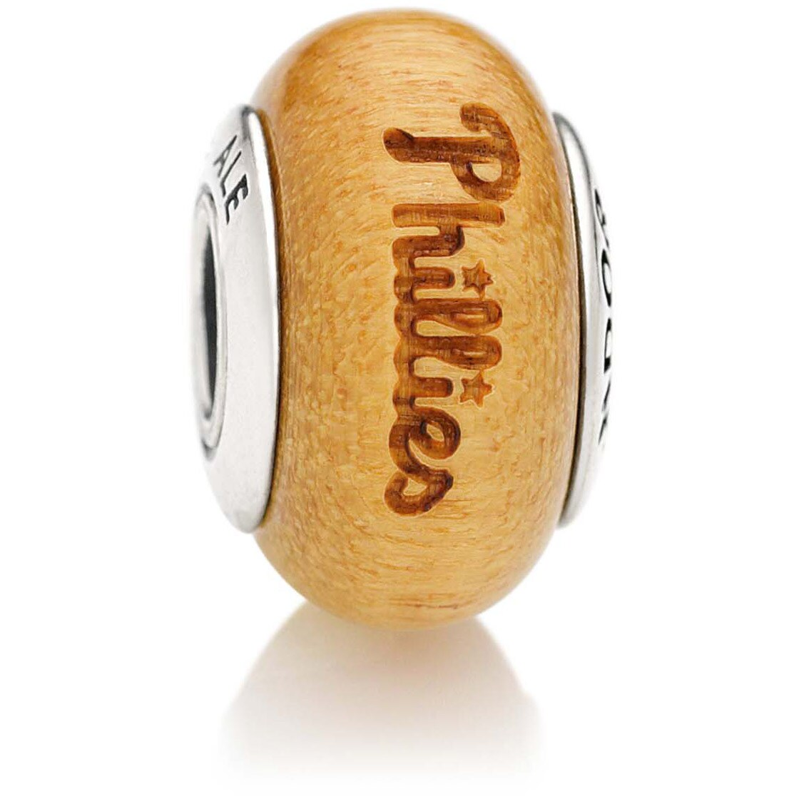 Philadelphia Phillies Pandora Women's Wood Charm