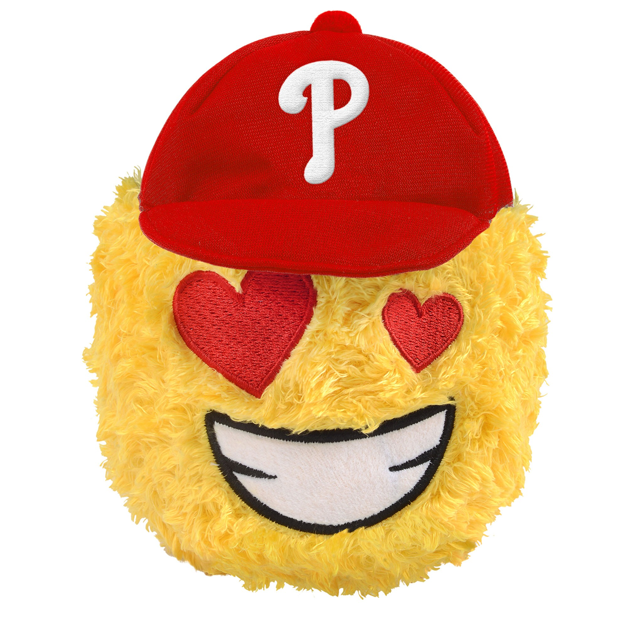 "Philadelphia Phillies 5"" Heart Eyes Teamoji Plush Toy"
