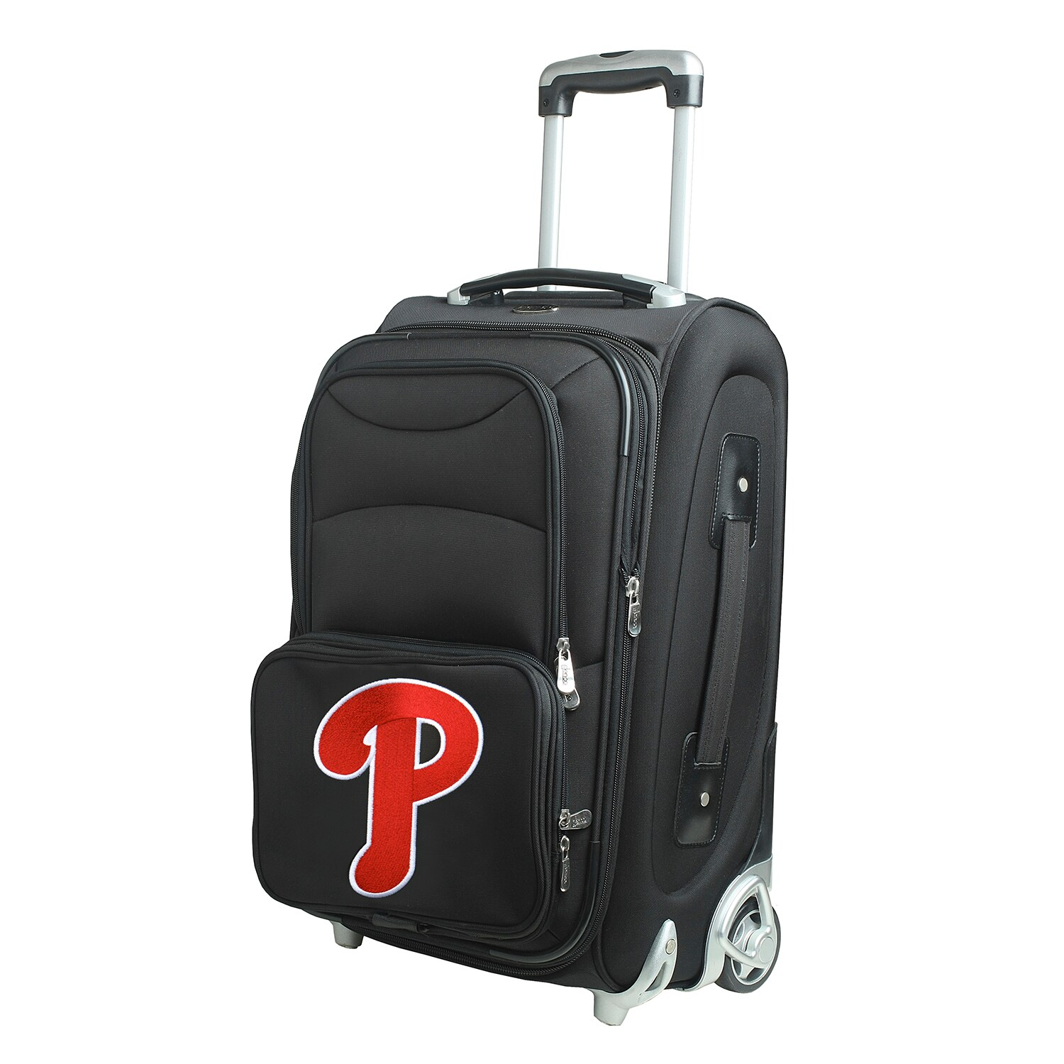 "Philadelphia Phillies 21"" Rolling Carry-On Suitcase"