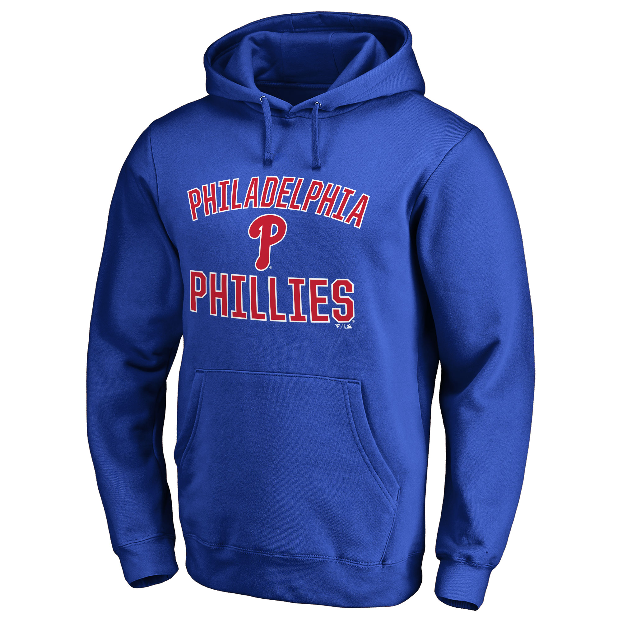 Philadelphia Phillies Victory Arch Pullover Hoodie - Royal