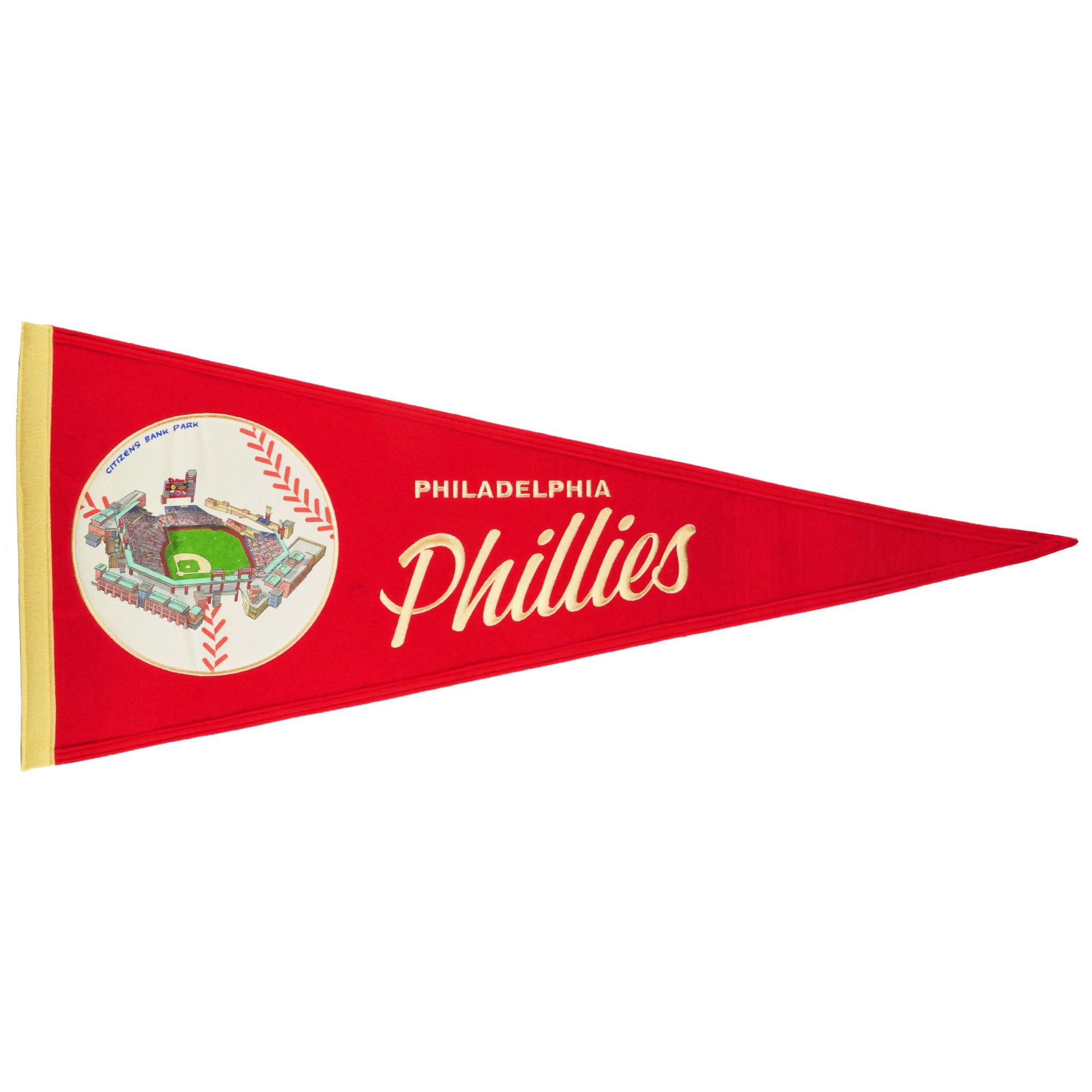 Philadelphia Phillies 13'' x 32'' Ballpark Traditions Pennant