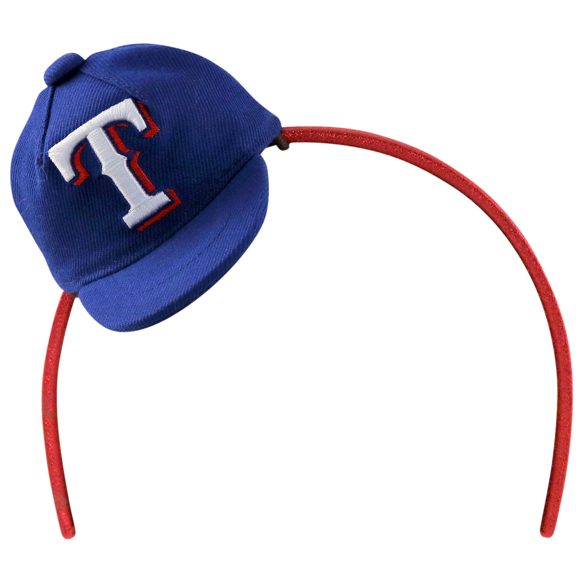 Texas Rangers Women's Team Toppers Headband - Blue