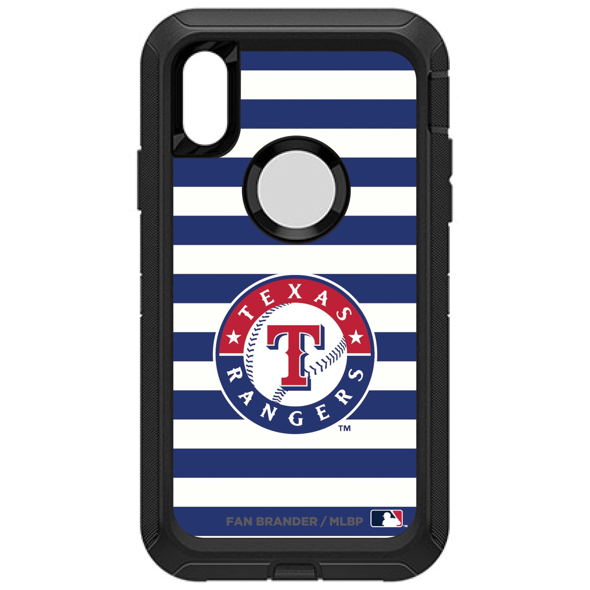 Texas Rangers OtterBox iPhone Screenless Defender Case