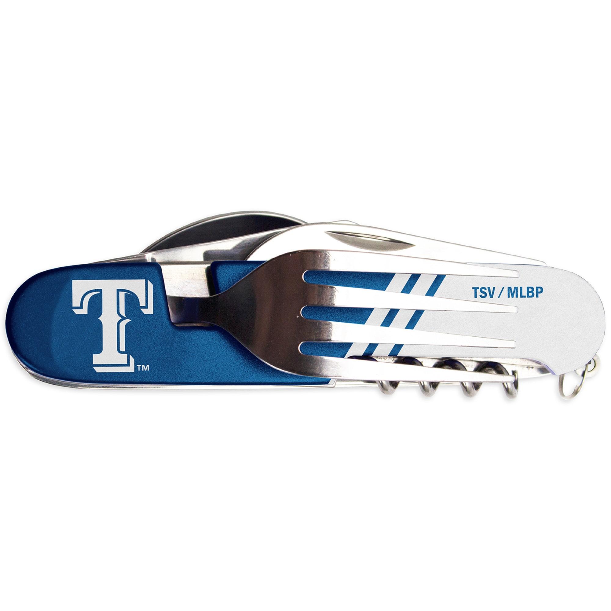Texas Rangers Utensil Multi-Tool - Blue