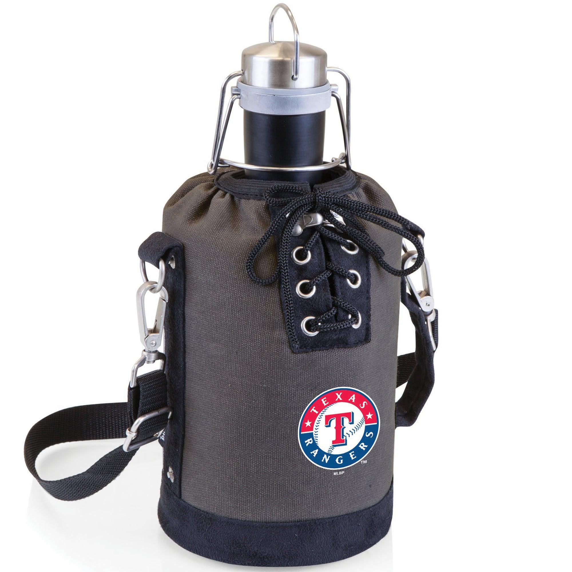 Texas Rangers Growler Tote Set
