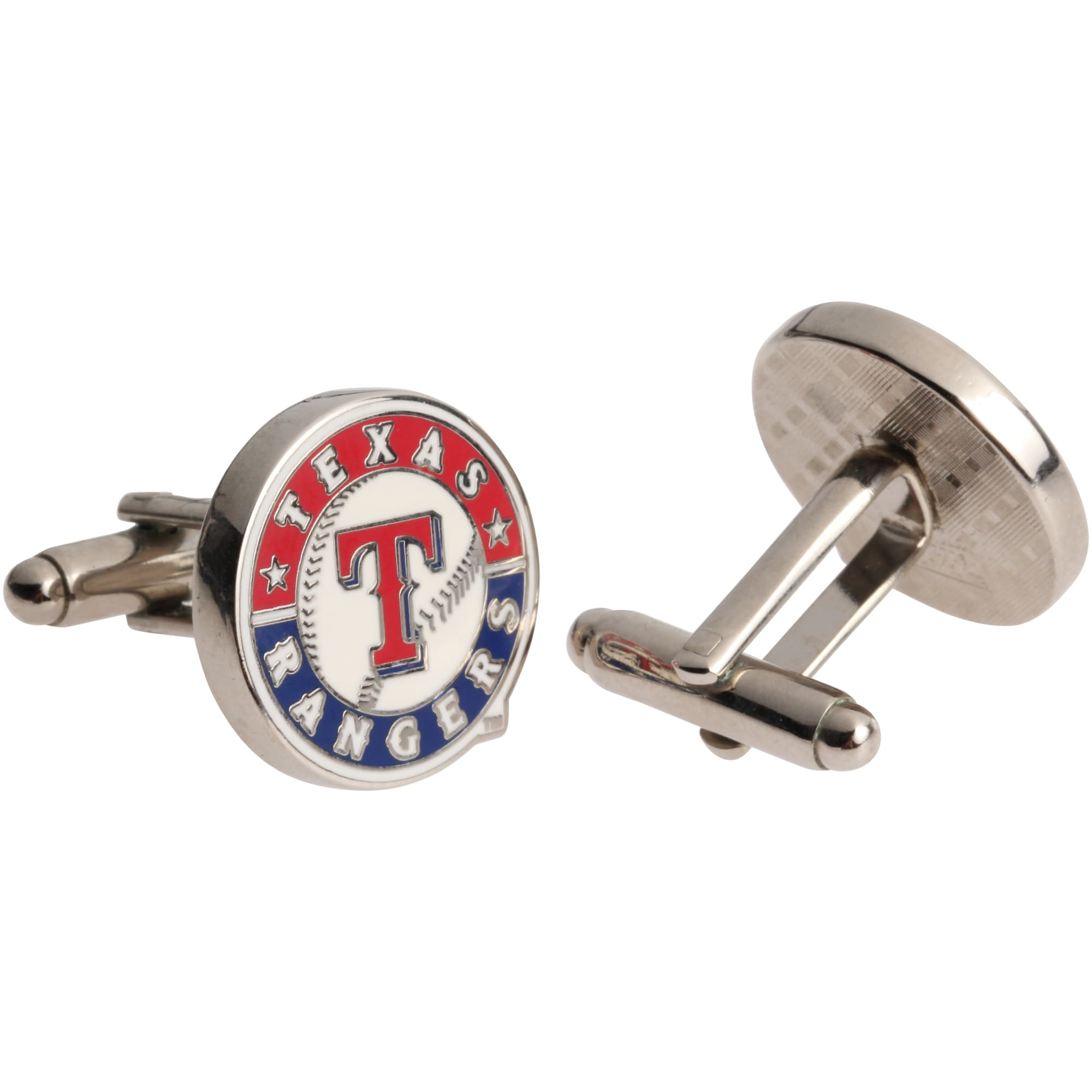 Texas Rangers Logo Cufflinks