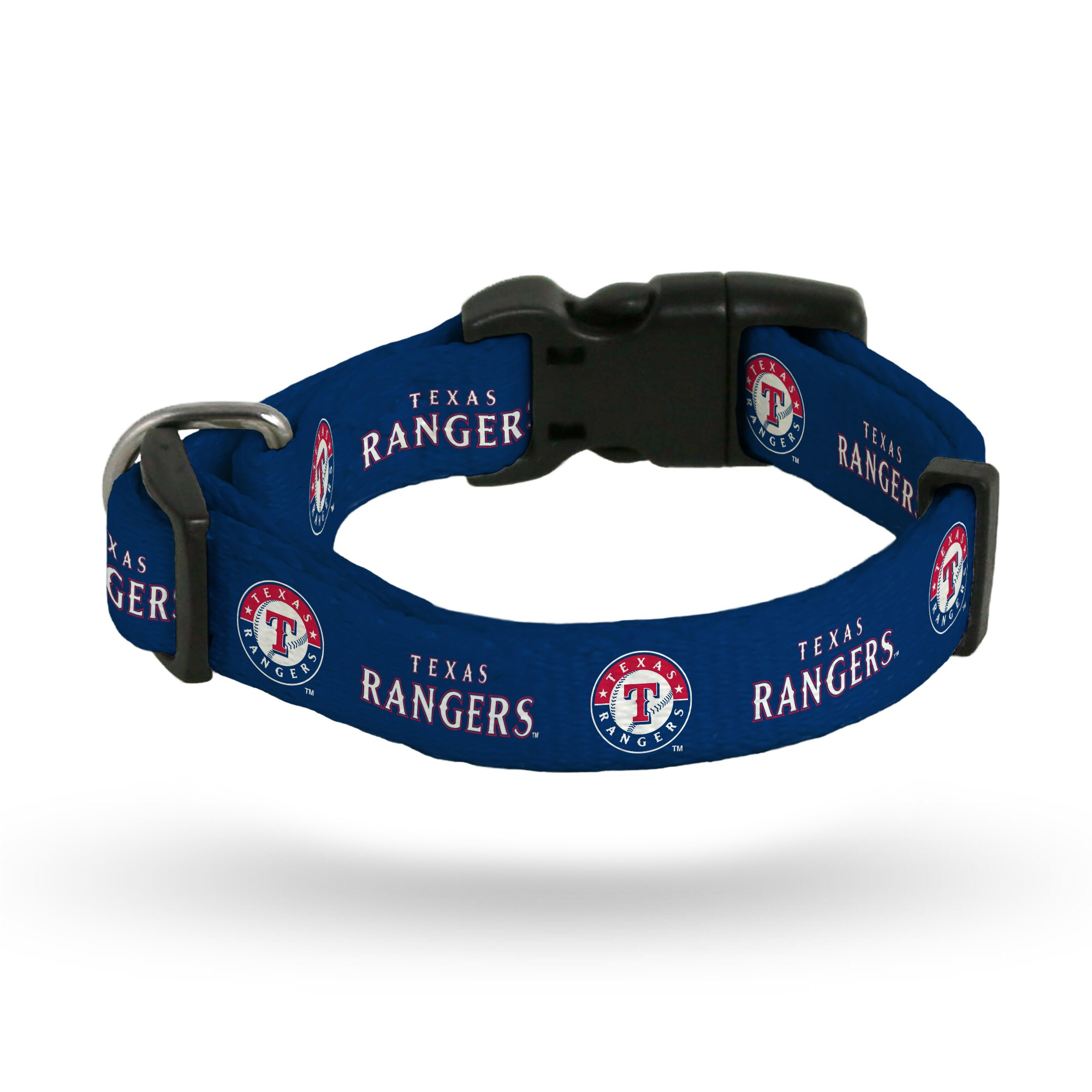 Texas Rangers Sparo Rugged Pet Collar
