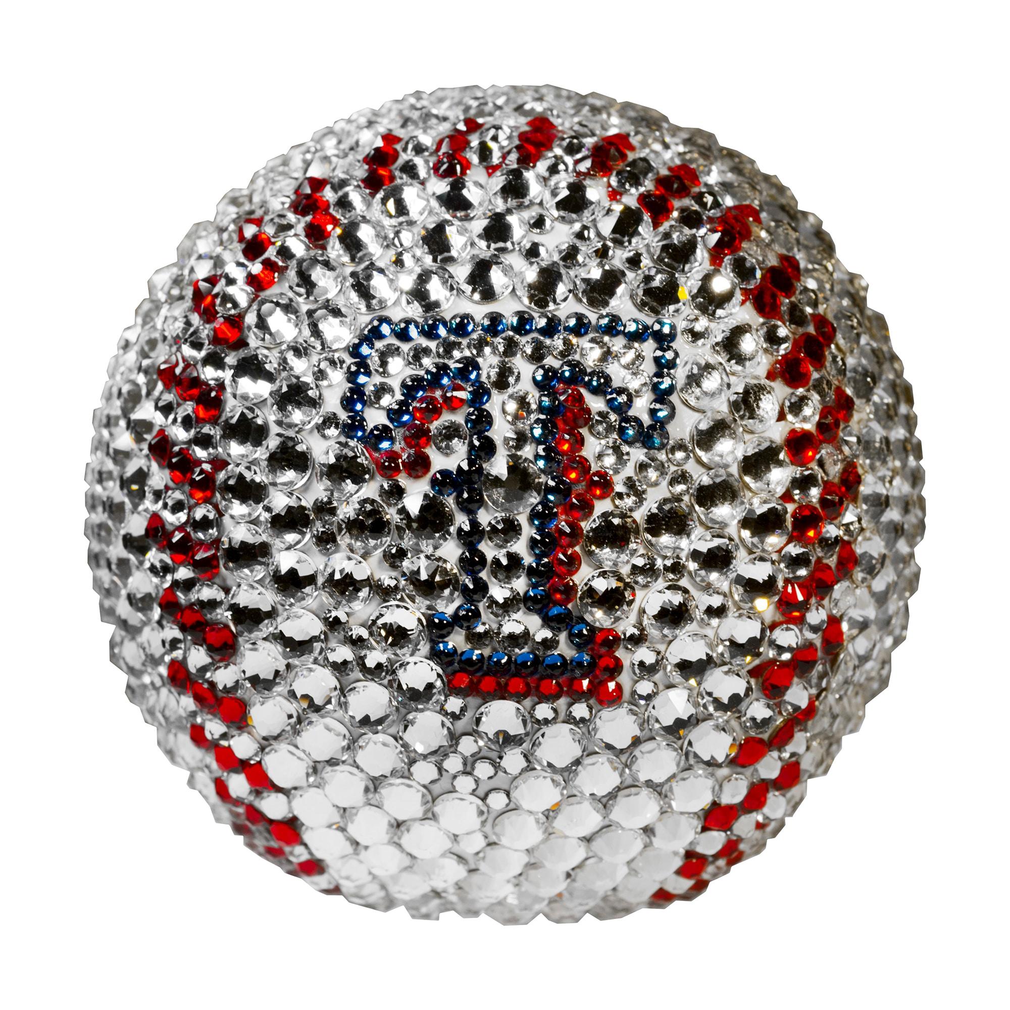 Texas Rangers Crystal Baseball
