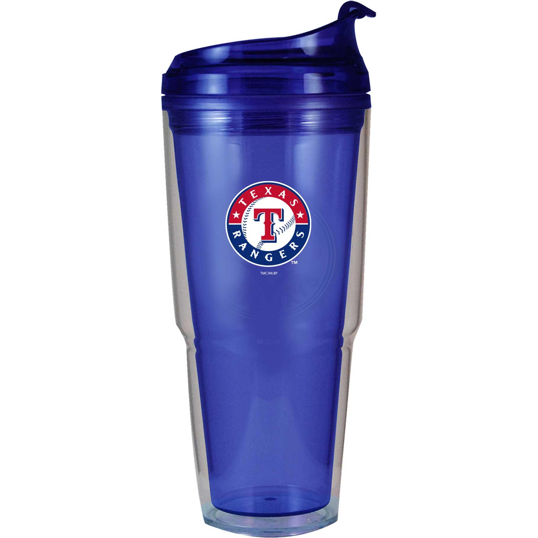 Texas Rangers 20oz. Dual Wall Tumbler