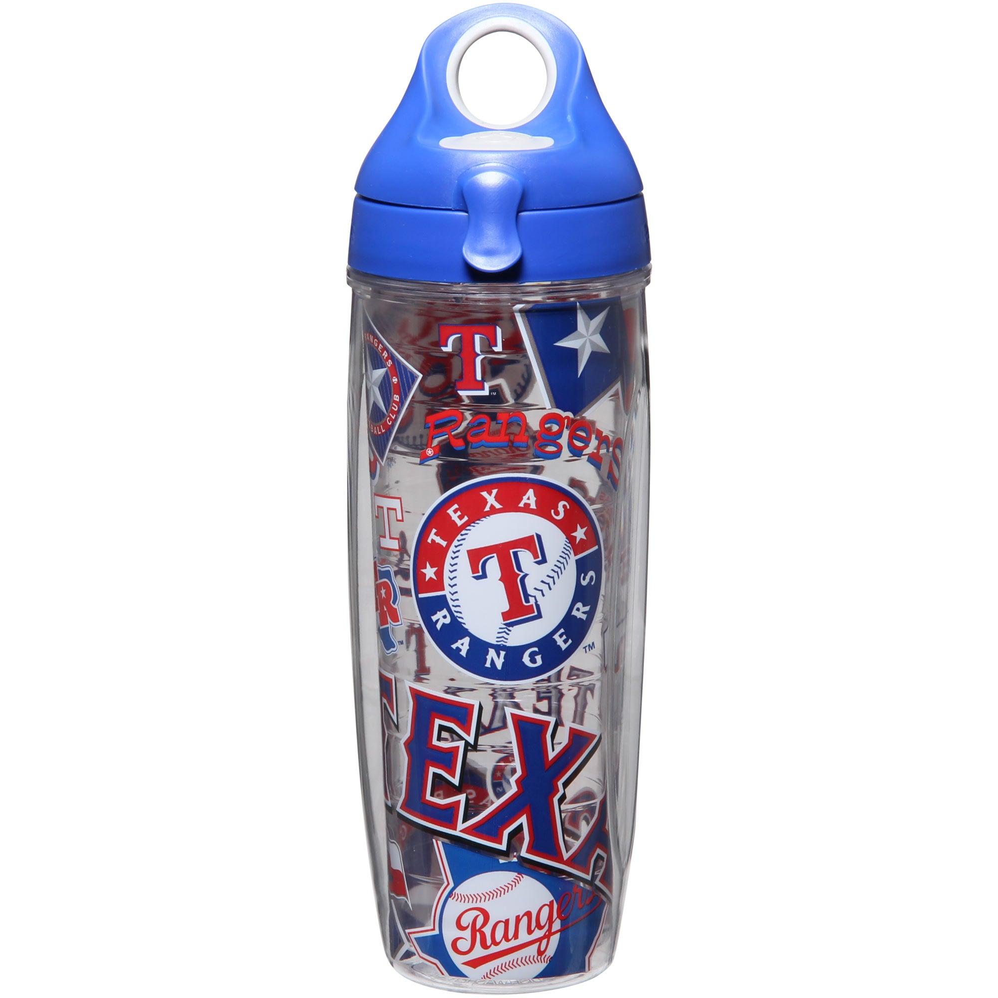 Texas Rangers Tervis 24oz. All-Over Tumbler