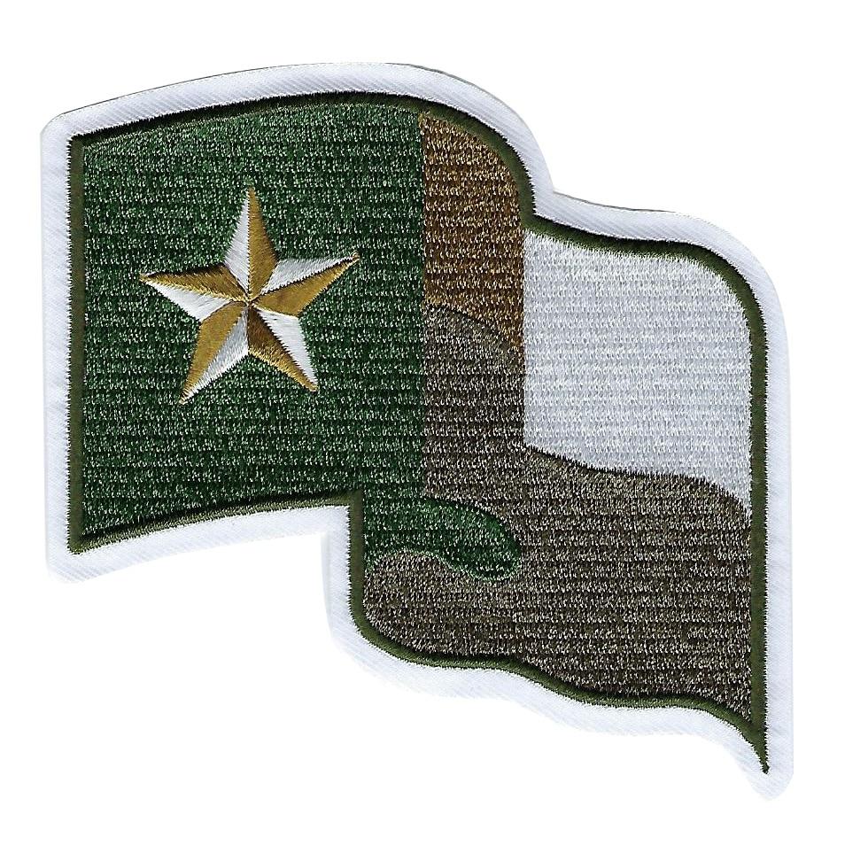 Texas Rangers 2018 Memorial Day USMC Logo Patch