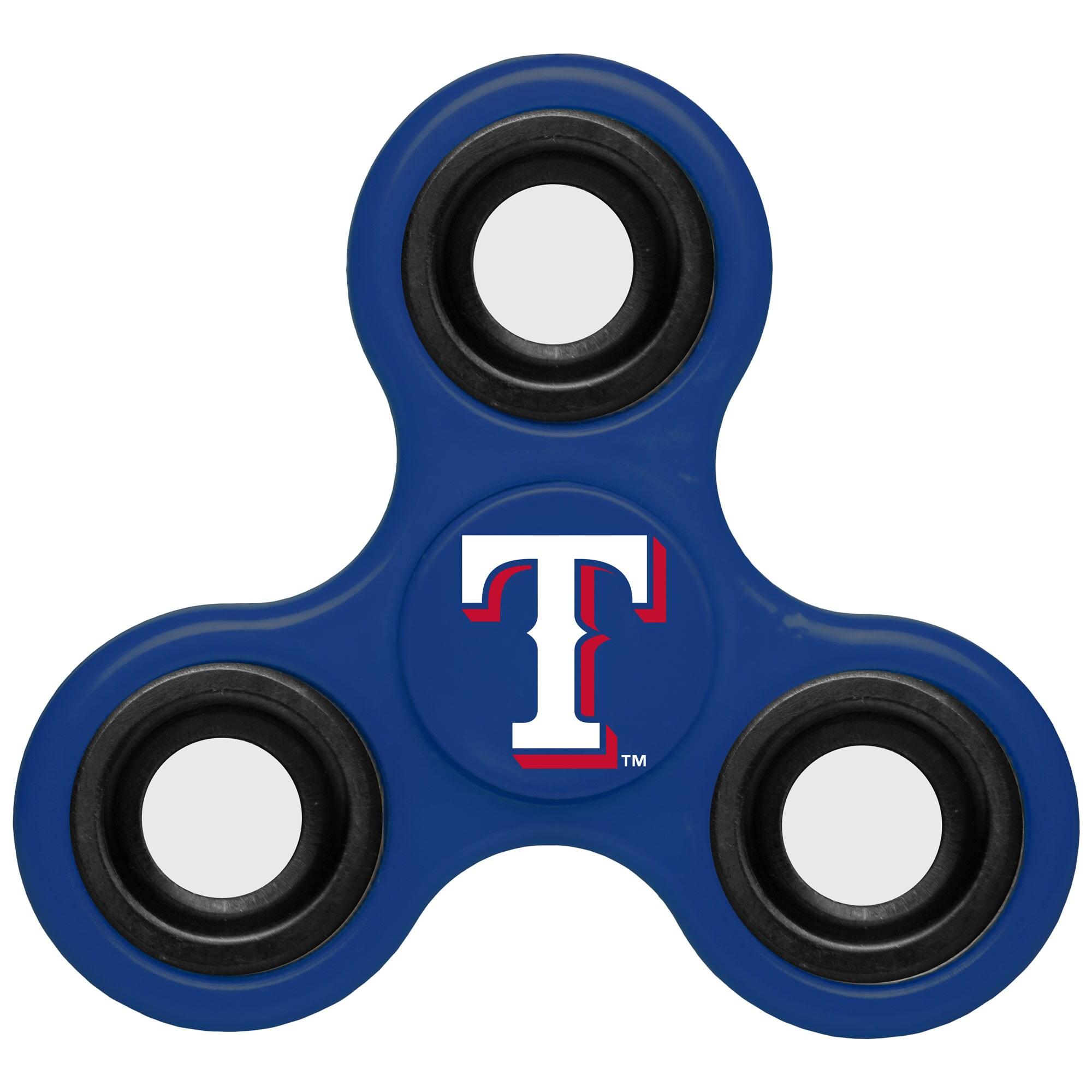 Texas Rangers 3-Way Fidget Spinner