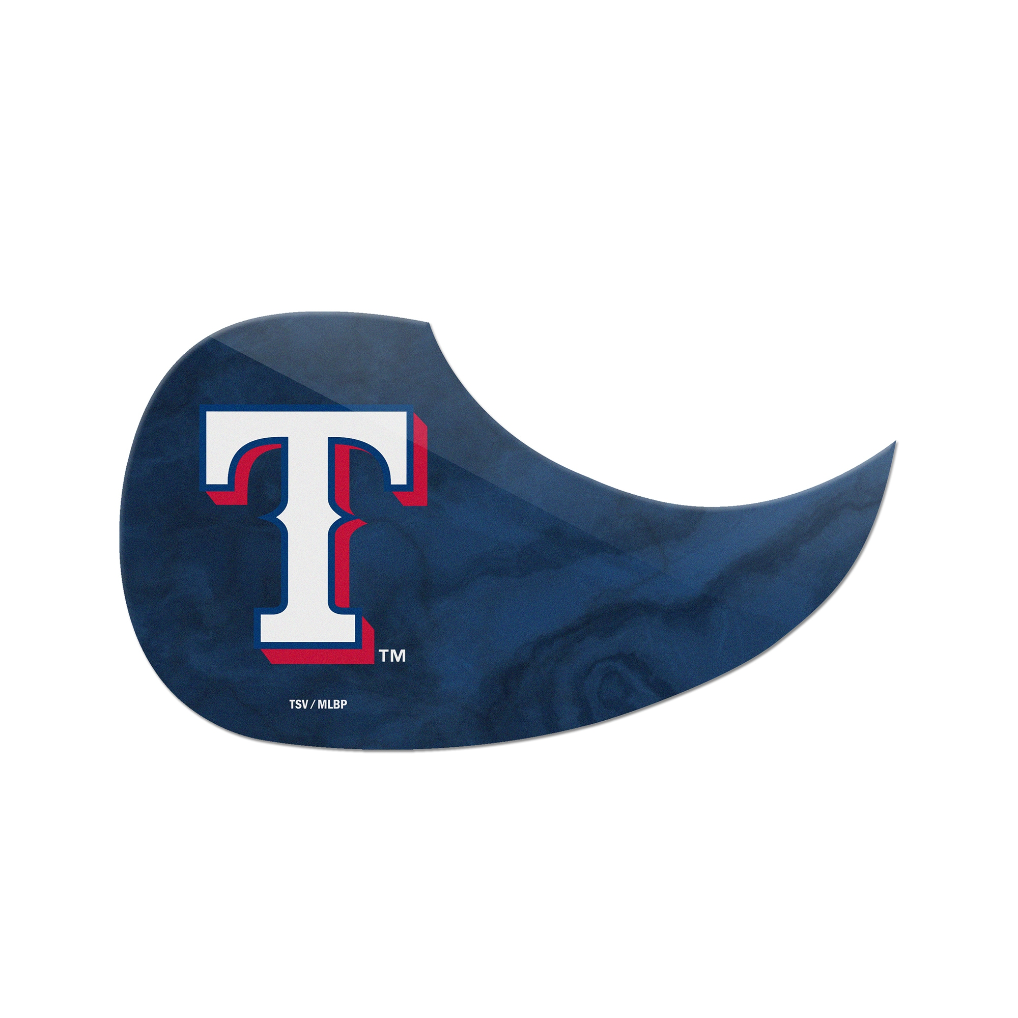 Texas Rangers Woodrow Pick Guard