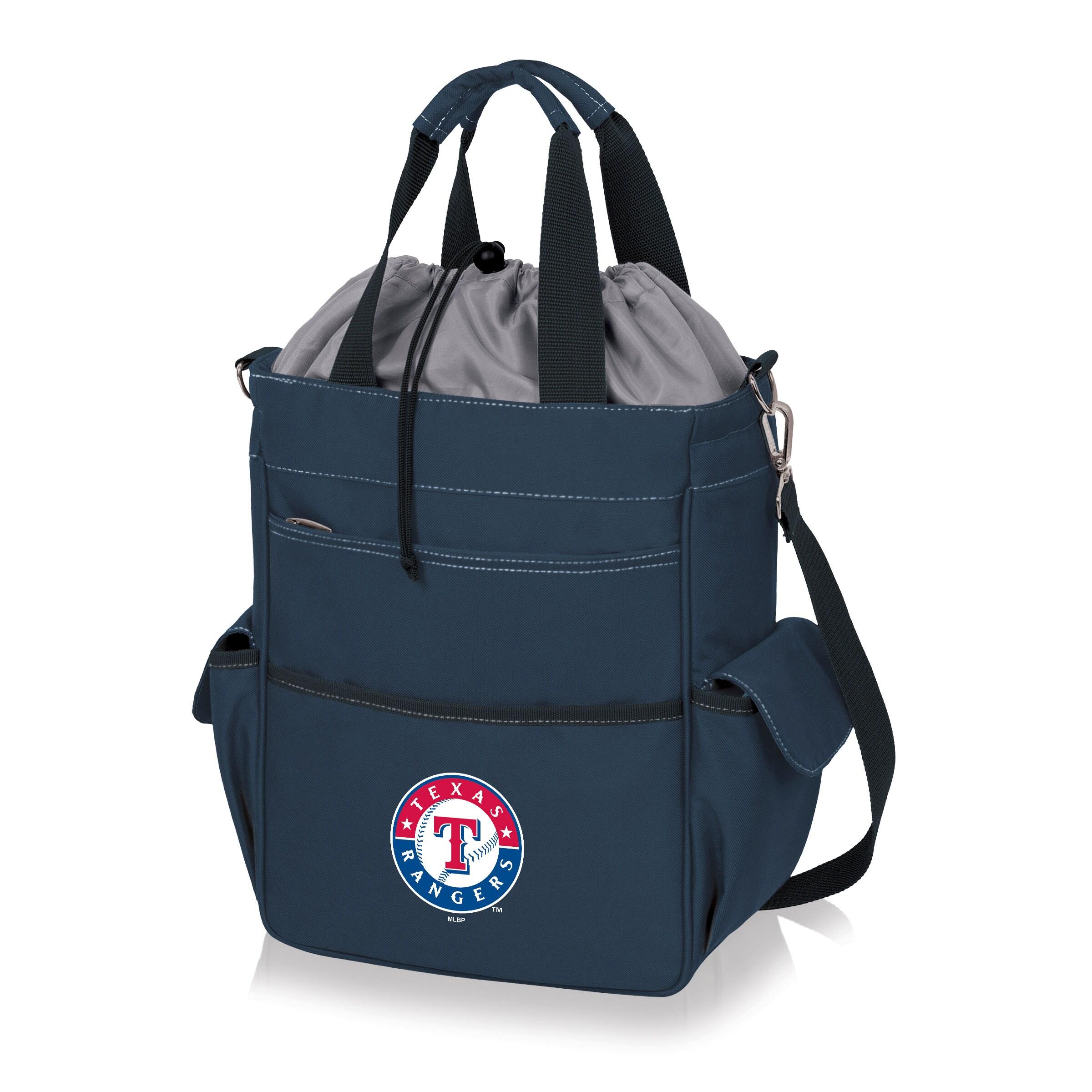Texas Rangers Activo Cooler Tote - Navy