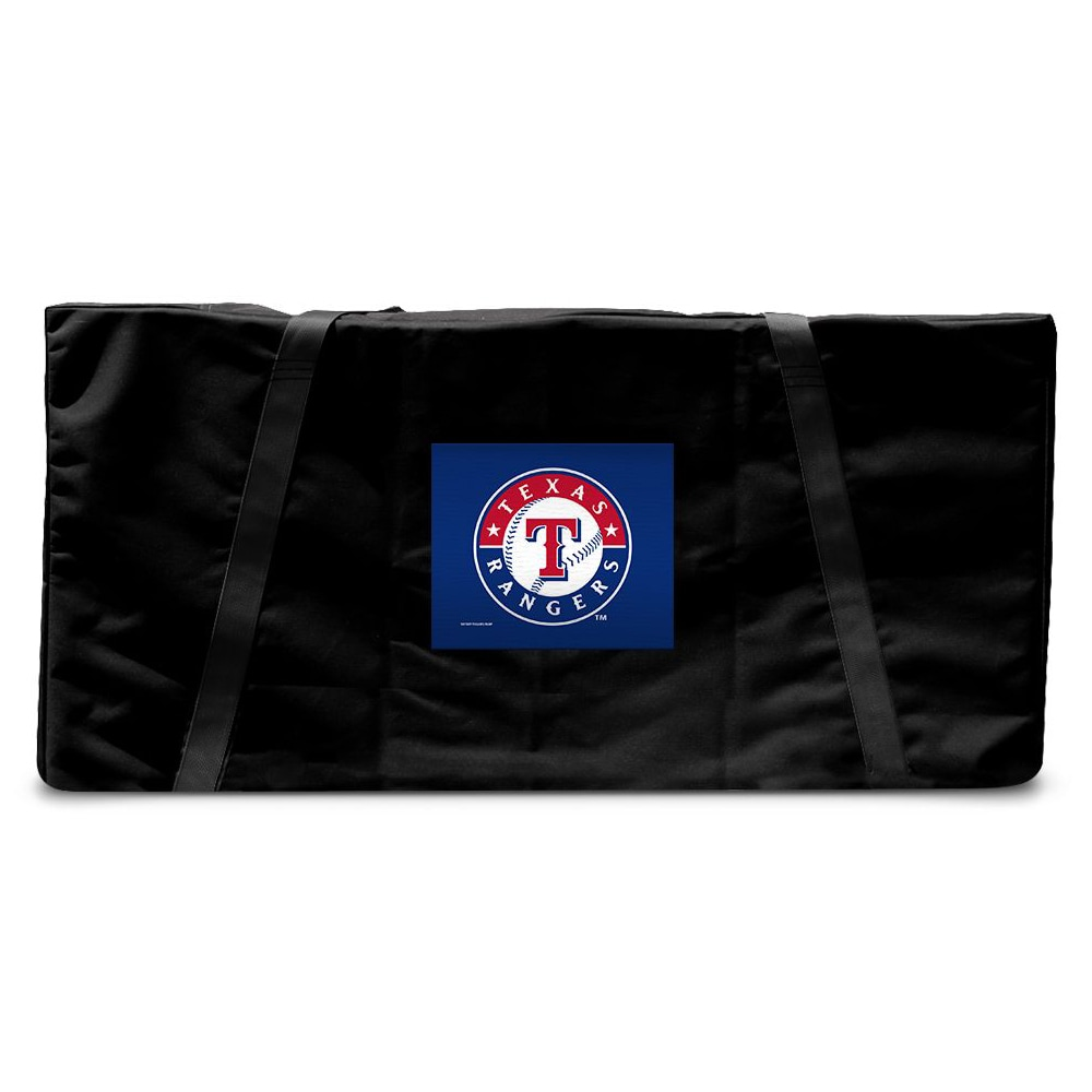 Texas Rangers Regulation Cornhole Carrying Case