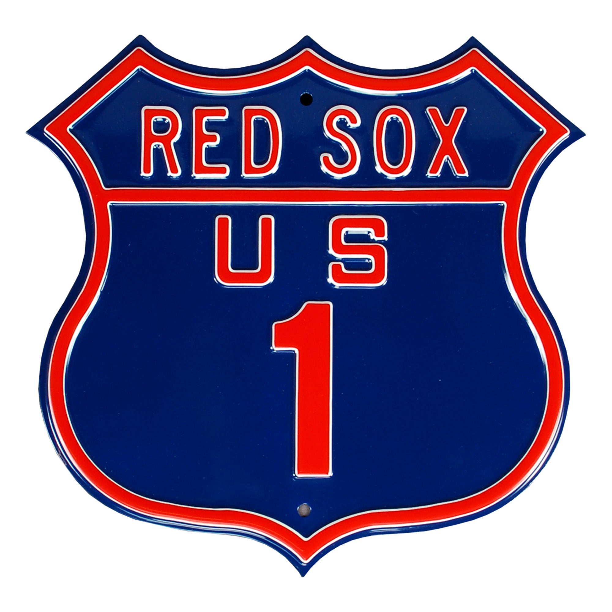 "Boston Red Sox 16"" Route Sign"