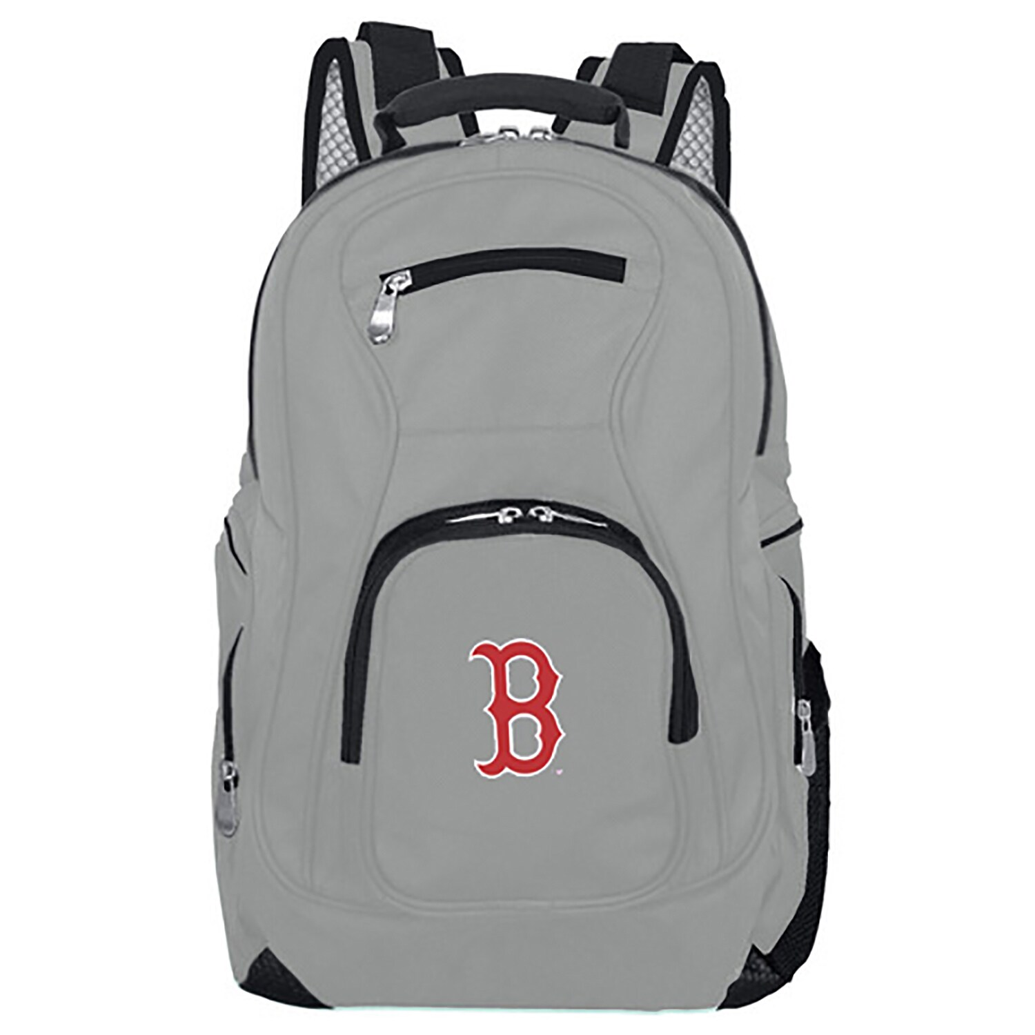 Boston Red Sox Backpack Laptop - Gray