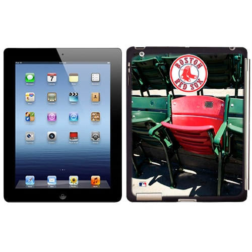 Boston Red Sox Stadium Collection iPad 2/3 Case- Chairs
