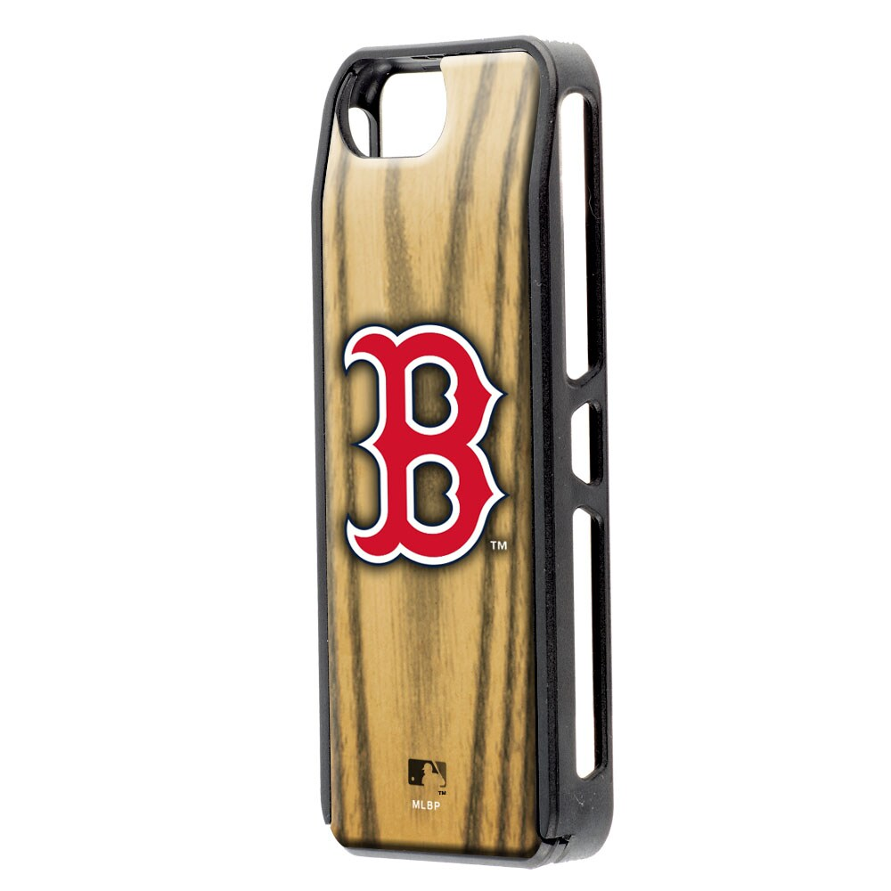Boston Red Sox Made in America iPhone 8/7/6s/6 Slyder Wallet Case