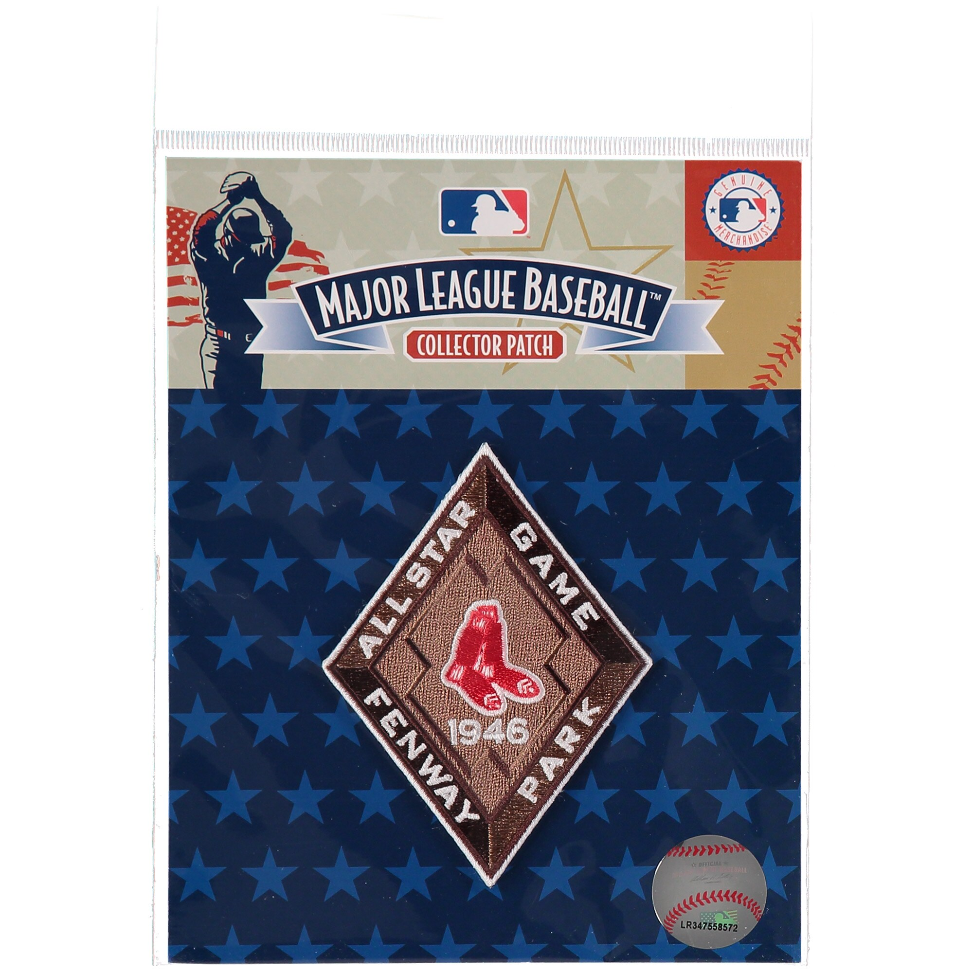 Boston Red Sox 1946 Replica All-Star Game Patch -