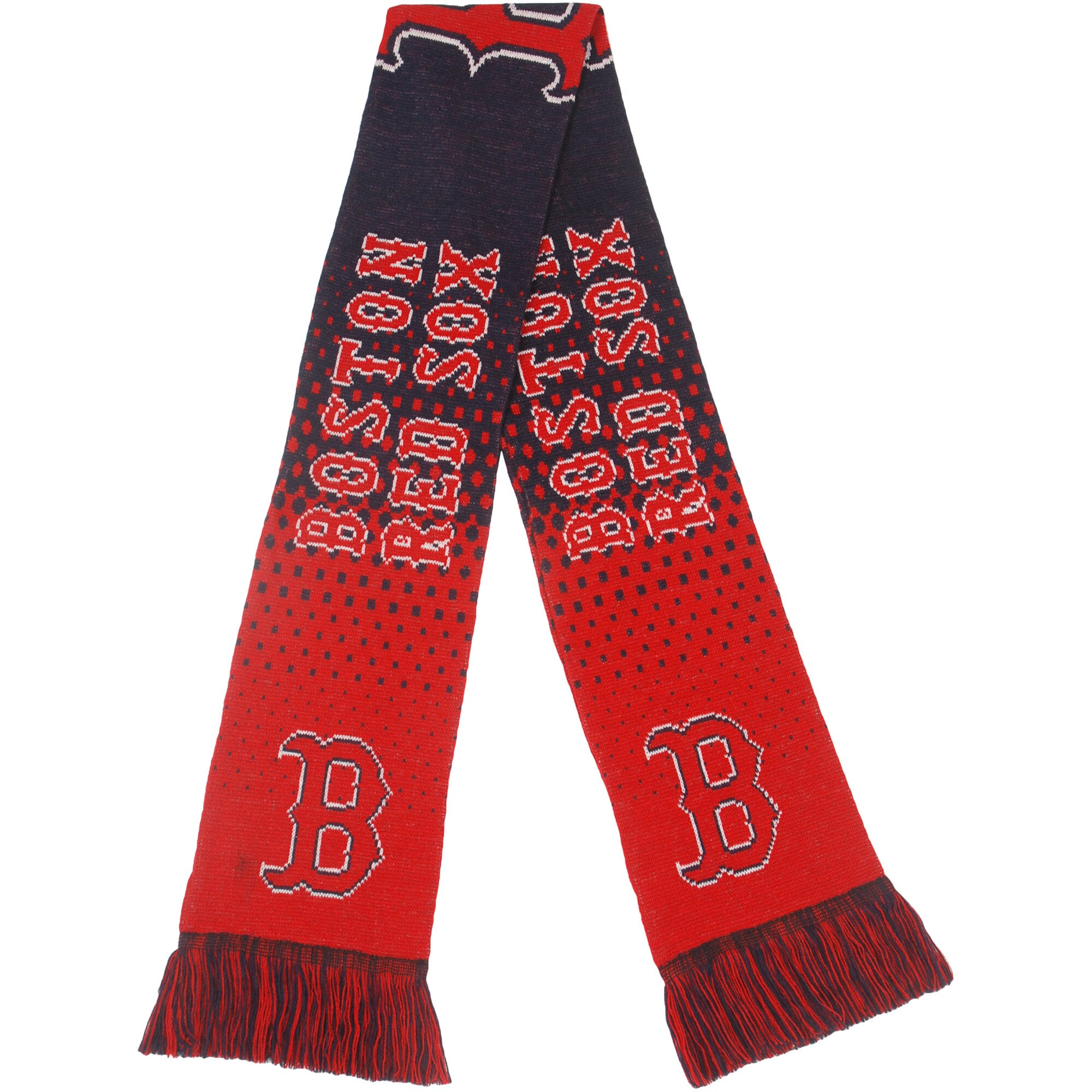 Boston Red Sox Gradient Scarf